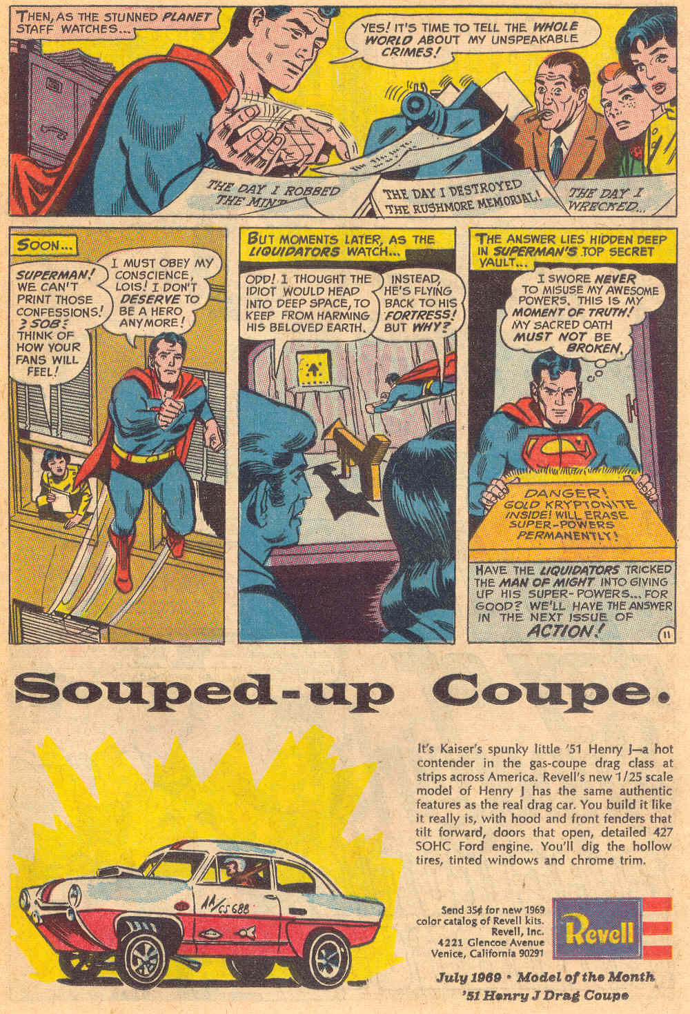 Read online Action Comics (1938) comic -  Issue #380 - 15