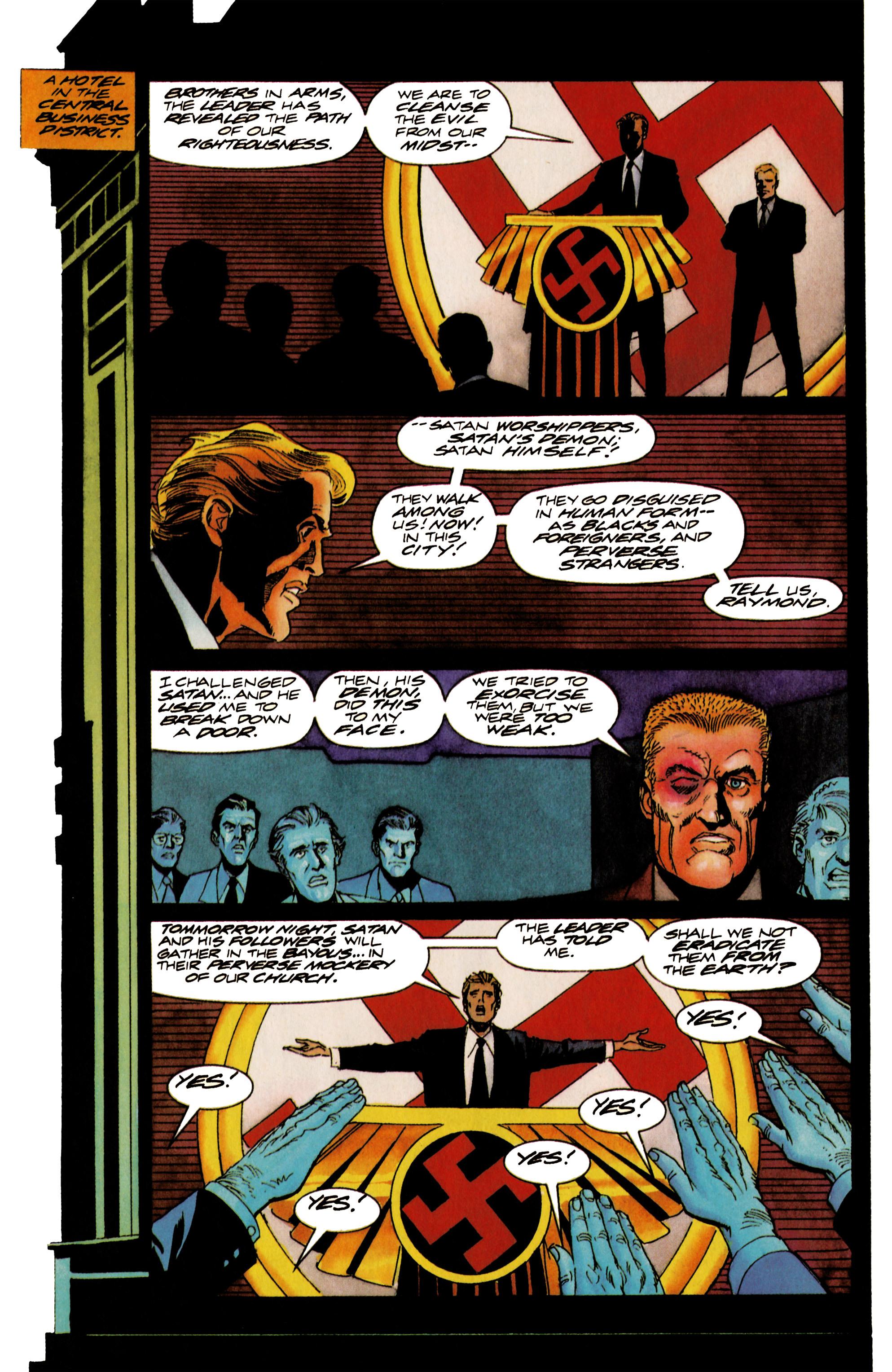 Read online Shadowman (1992) comic -  Issue #17 - 20