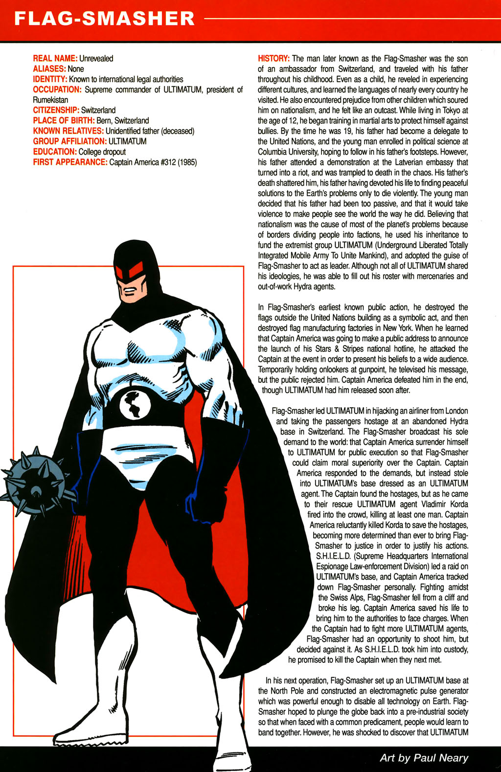 Read online All-New Official Handbook of the Marvel Universe A to Z comic -  Issue #4 - 38