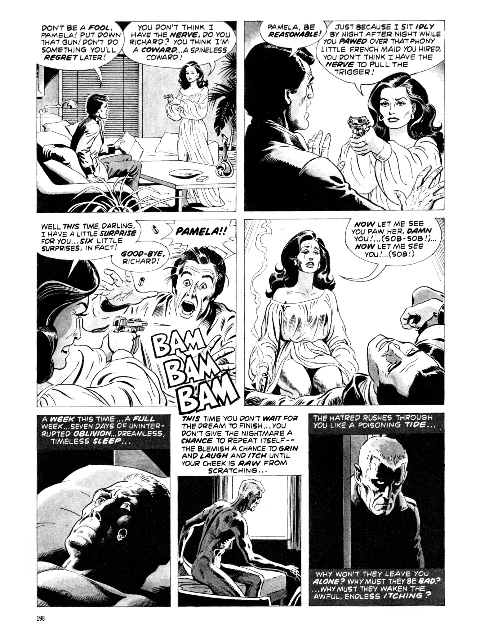 Read online Eerie Archives comic -  Issue # TPB 20 - 198