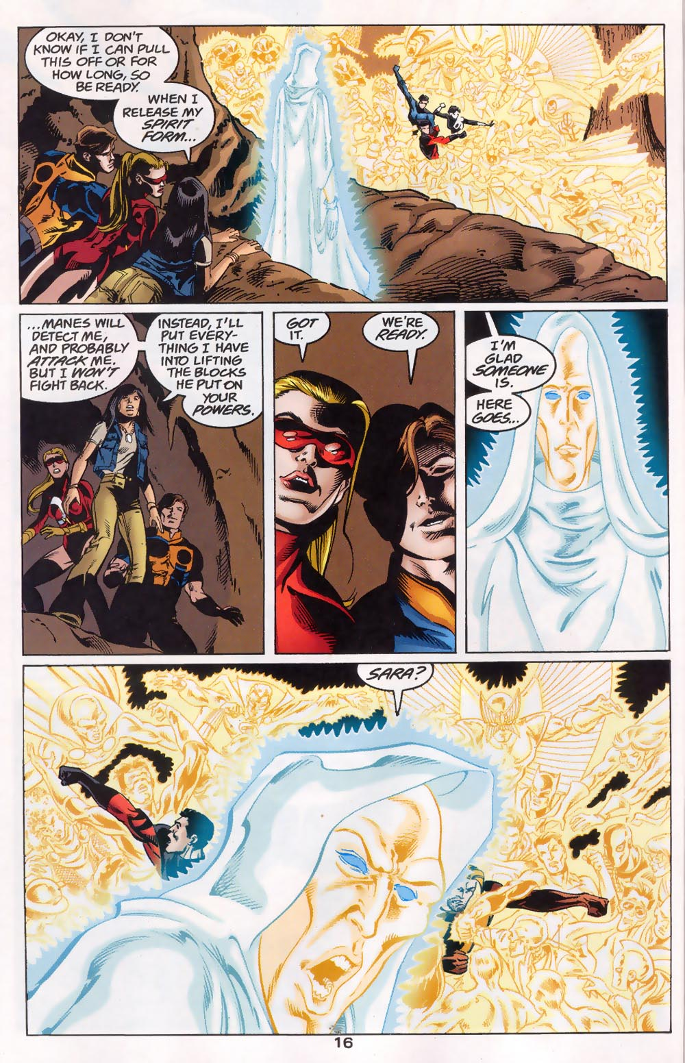 Read online The Titans (1999) comic -  Issue #46 - 17