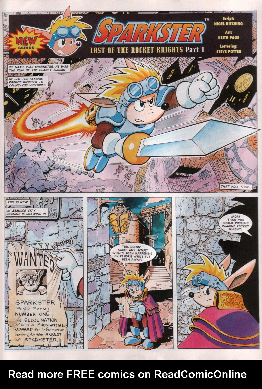 Read online Sonic the Comic comic -  Issue #53 - 25