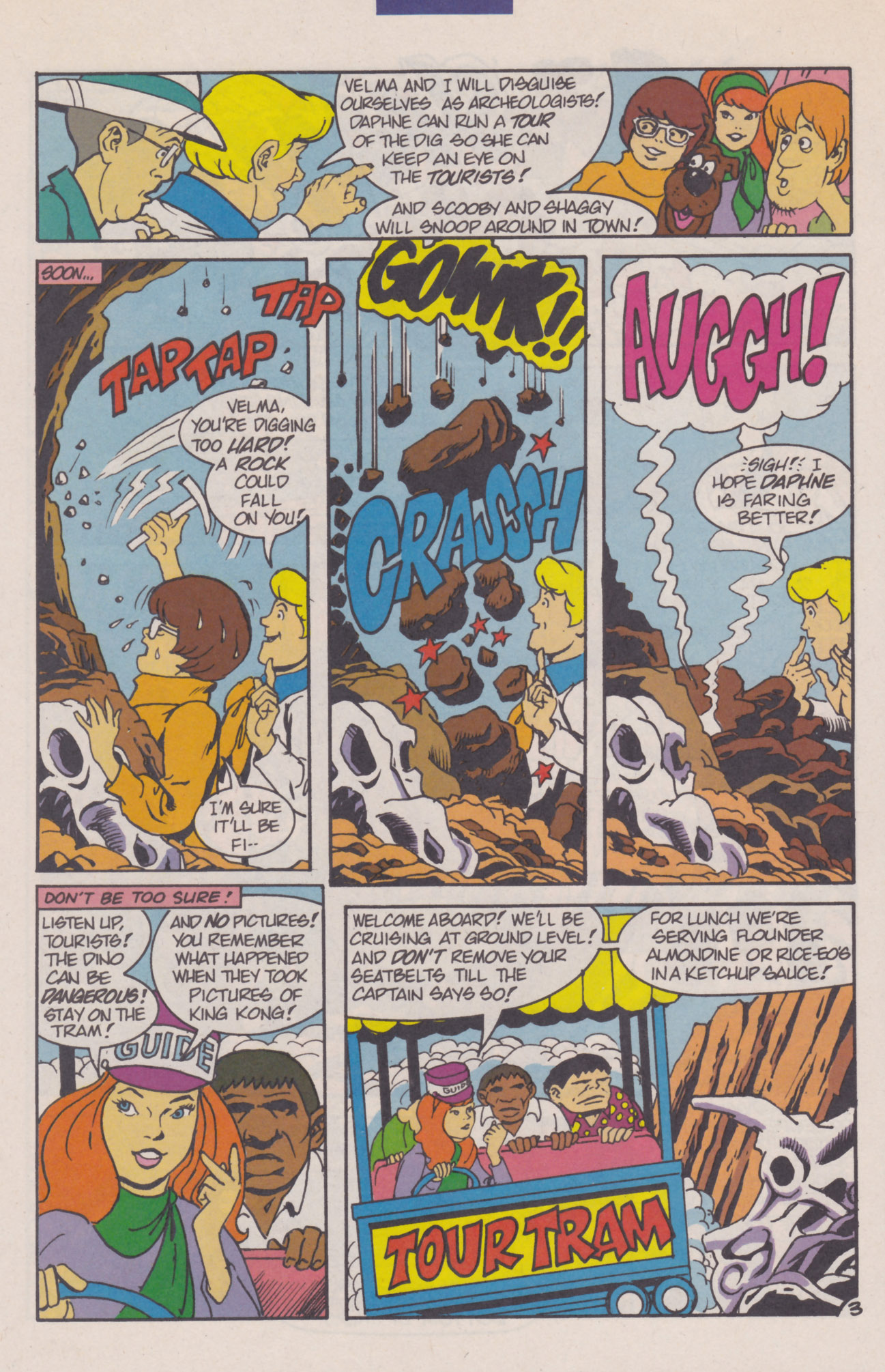 Read online Scooby-Doo (1995) comic -  Issue #8 - 26