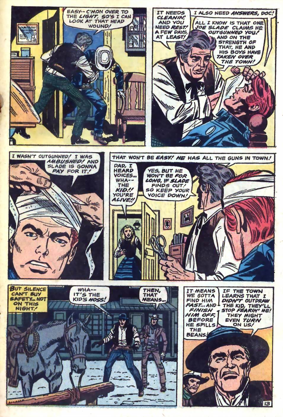 The Rawhide Kid (1955) issue 75 - Page 19
