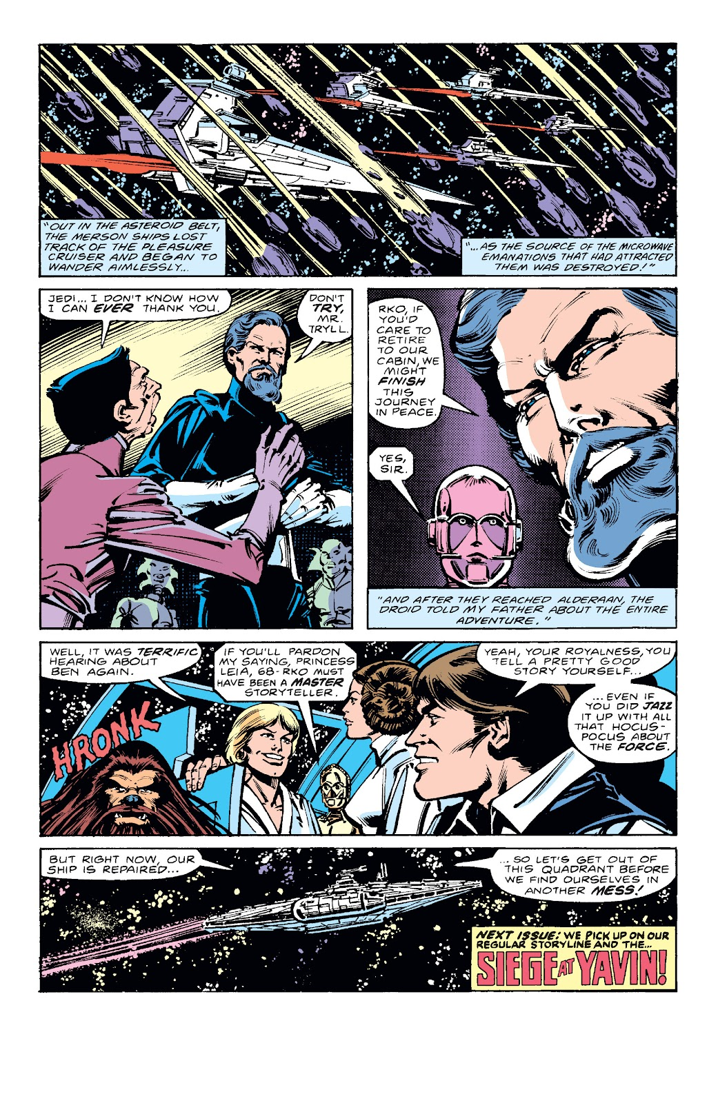Read online Star Wars Legends: The Original Marvel Years - Epic Collection comic -  Issue # TPB 2 (Part 1) - 23