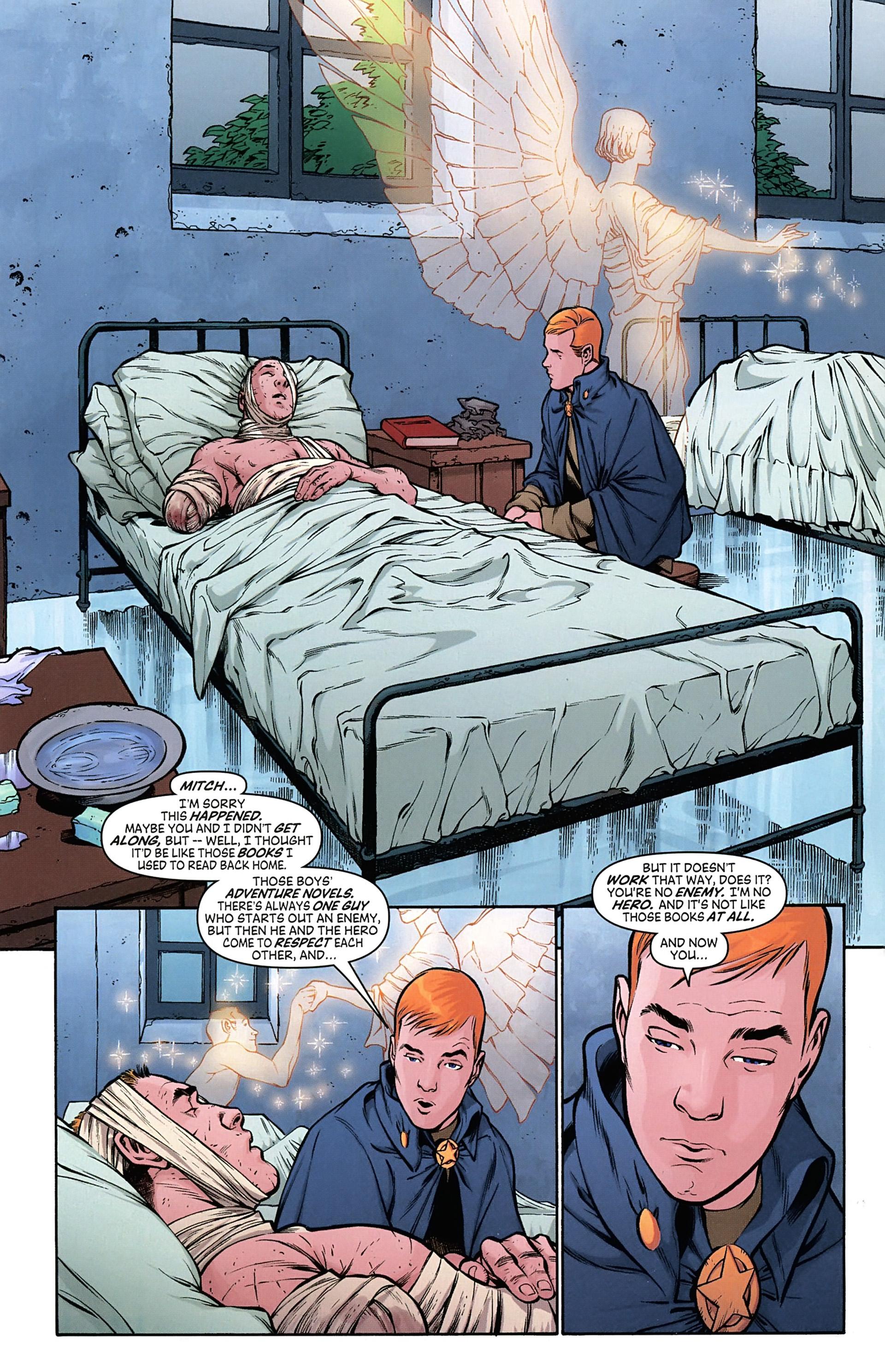 Read online Arrowsmith comic -  Issue #4 - 17