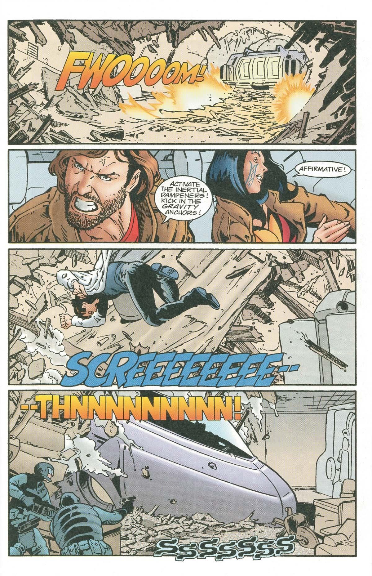 Read online UltraForce (1995) comic -  Issue #7 - 20