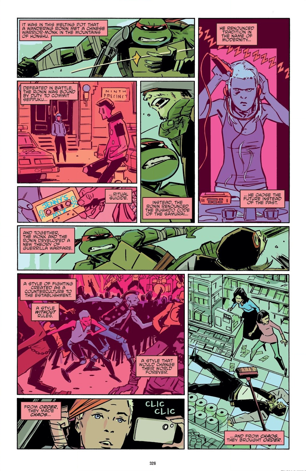 Read online Teenage Mutant Ninja Turtles: The IDW Collection comic -  Issue # TPB 8 (Part 4) - 24