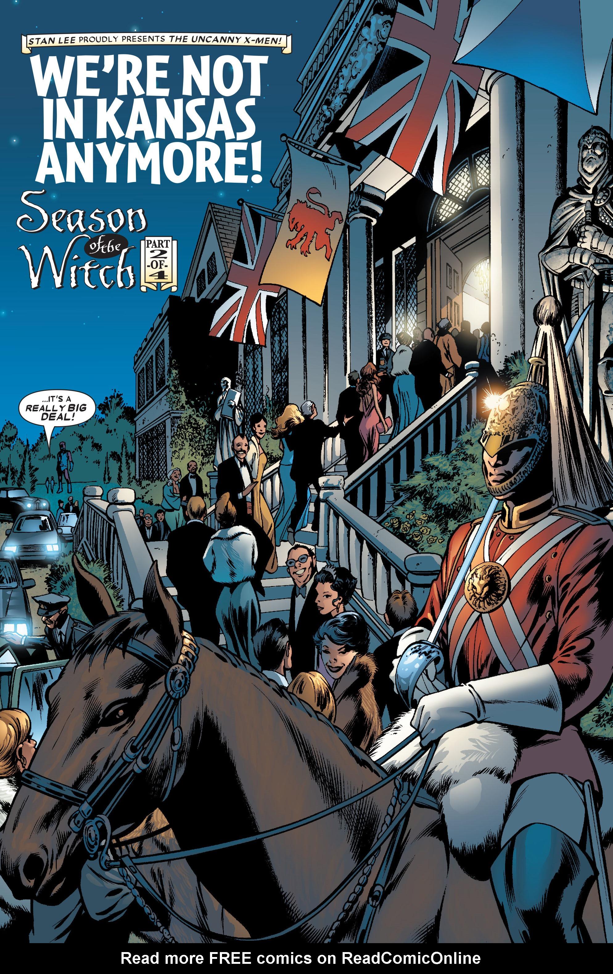 Read online Uncanny X-Men (1963) comic -  Issue #463 - 4
