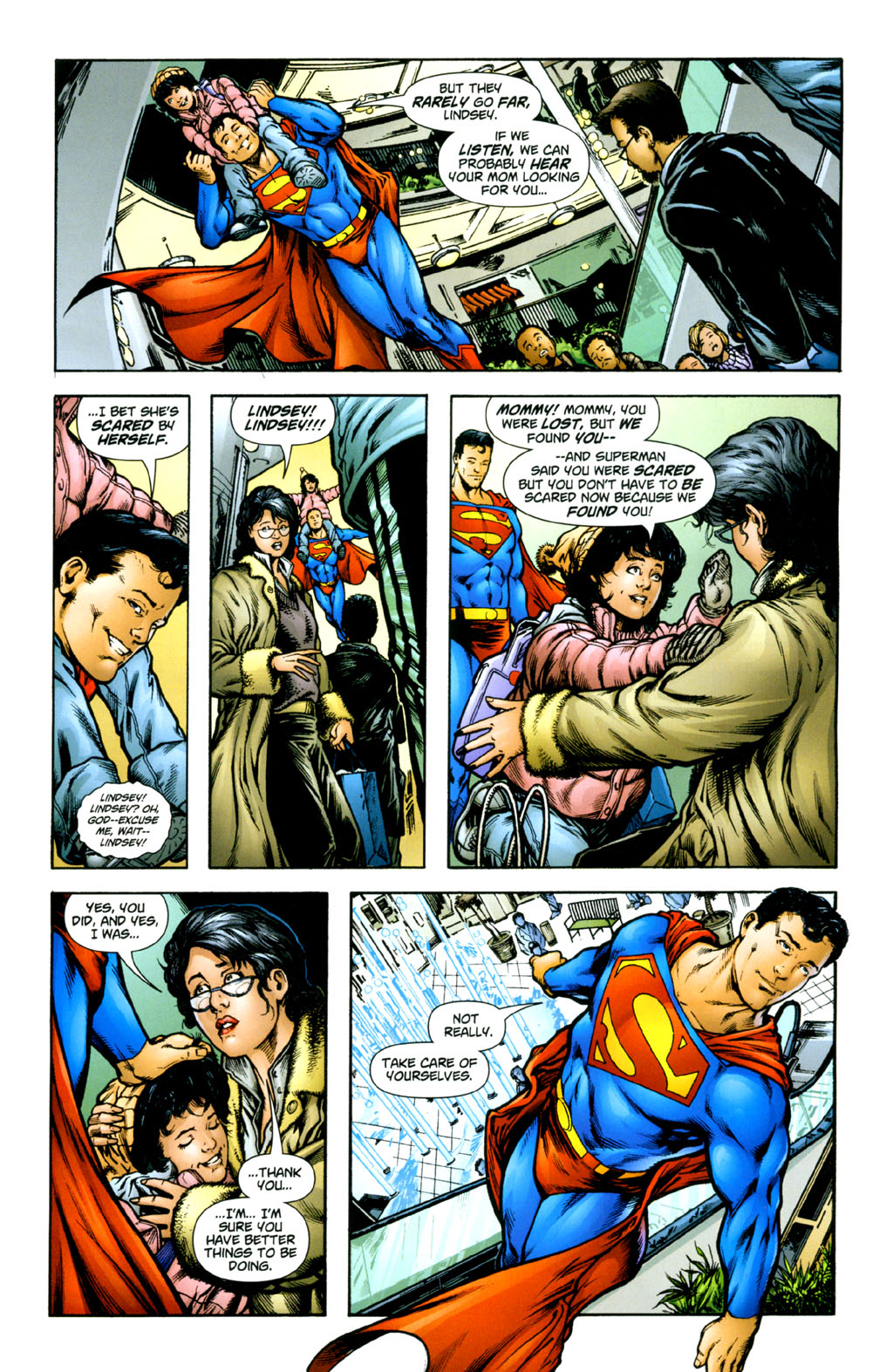 Read online Adventures of Superman (1987) comic -  Issue #627 - 4
