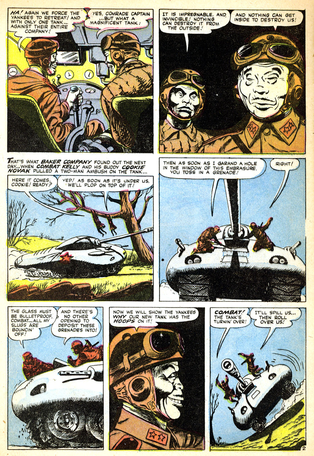 Combat Kelly (1951) issue 44 - Page 4