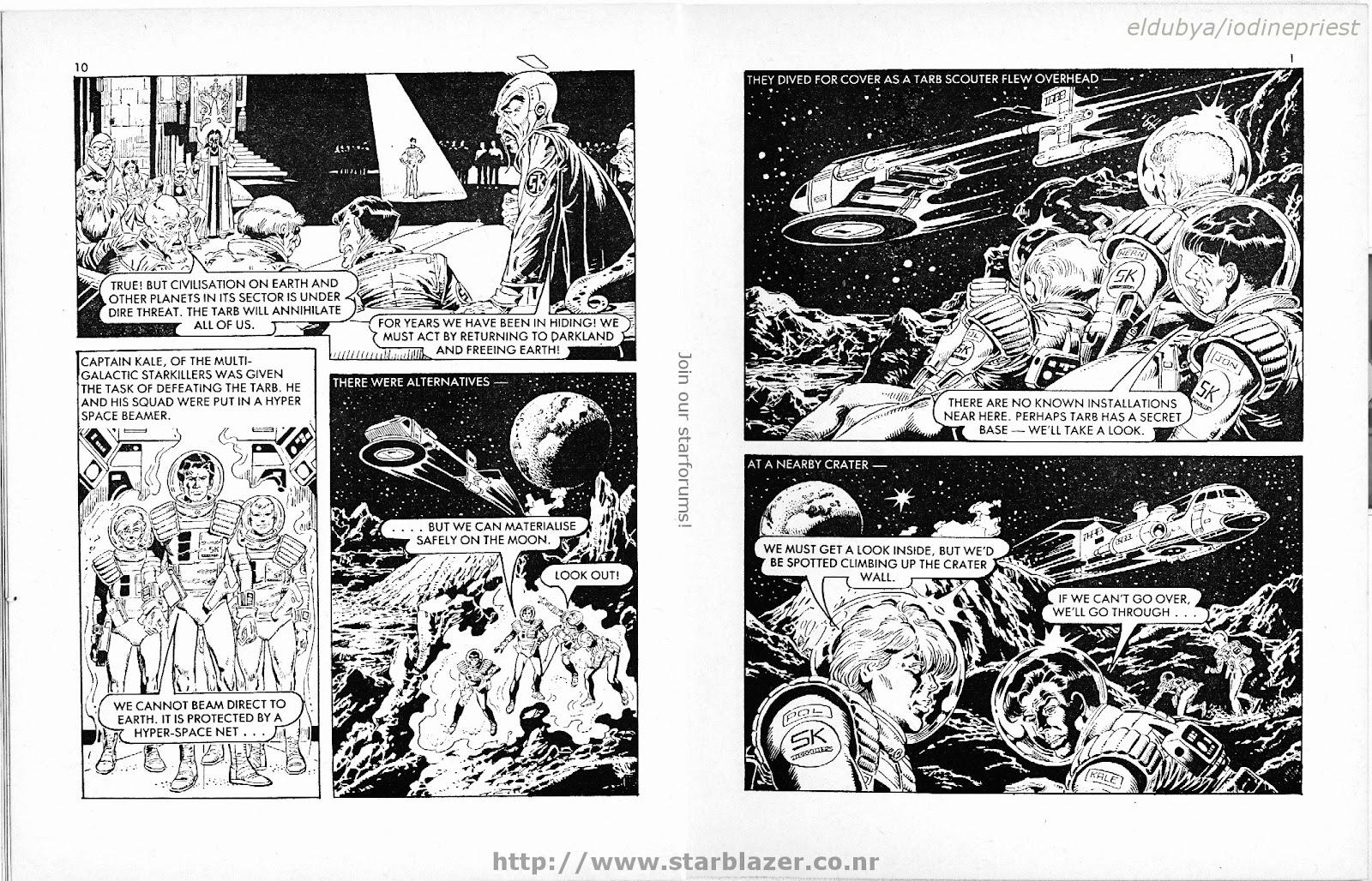 Starblazer issue 155 - Page 7