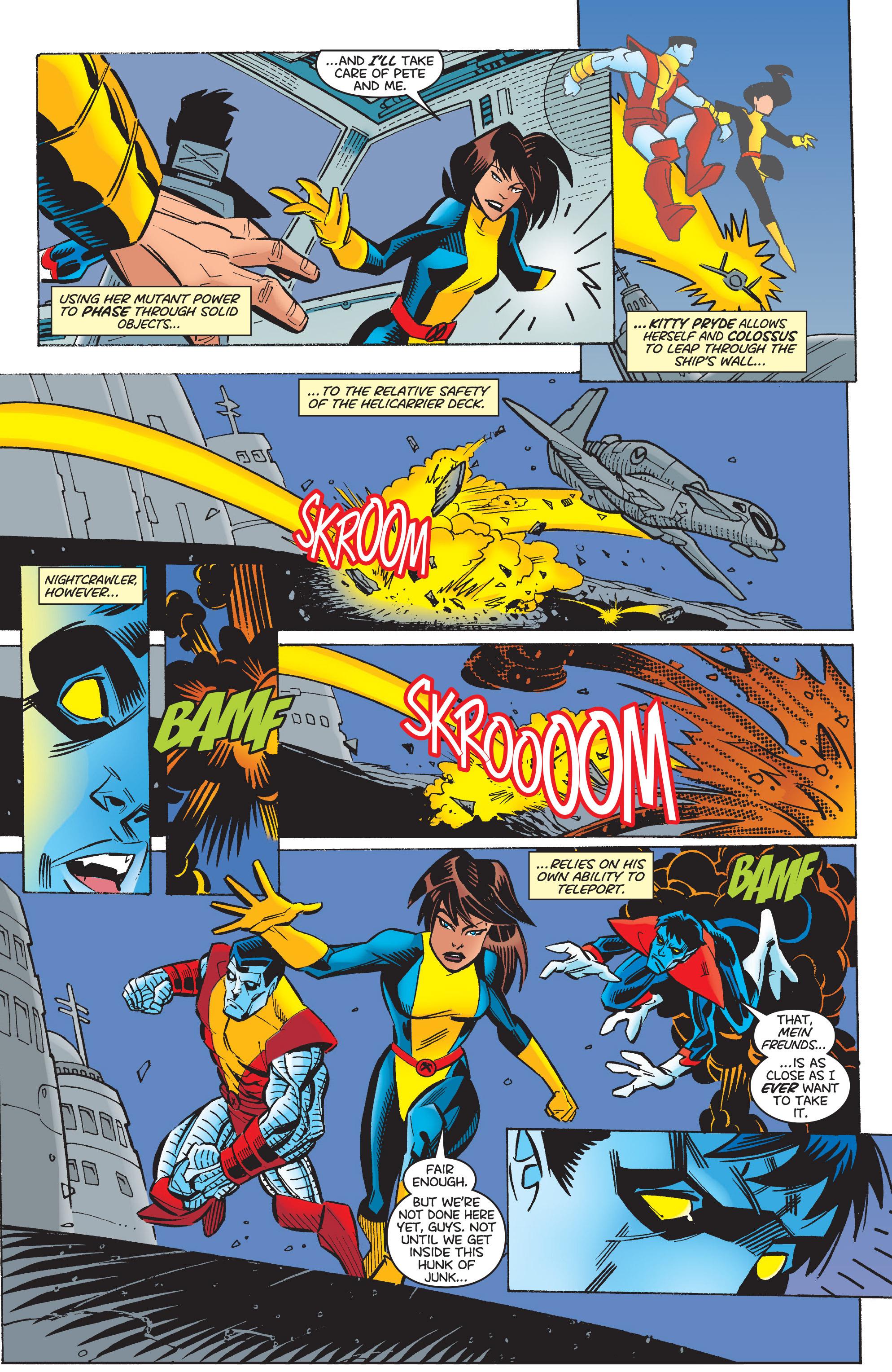 X-Men (1991) 91 Page 20