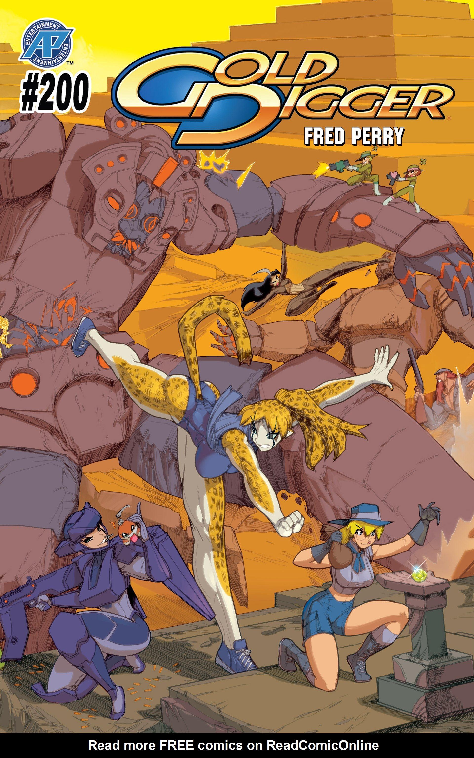 Gold Digger (1999) 200 Page 1