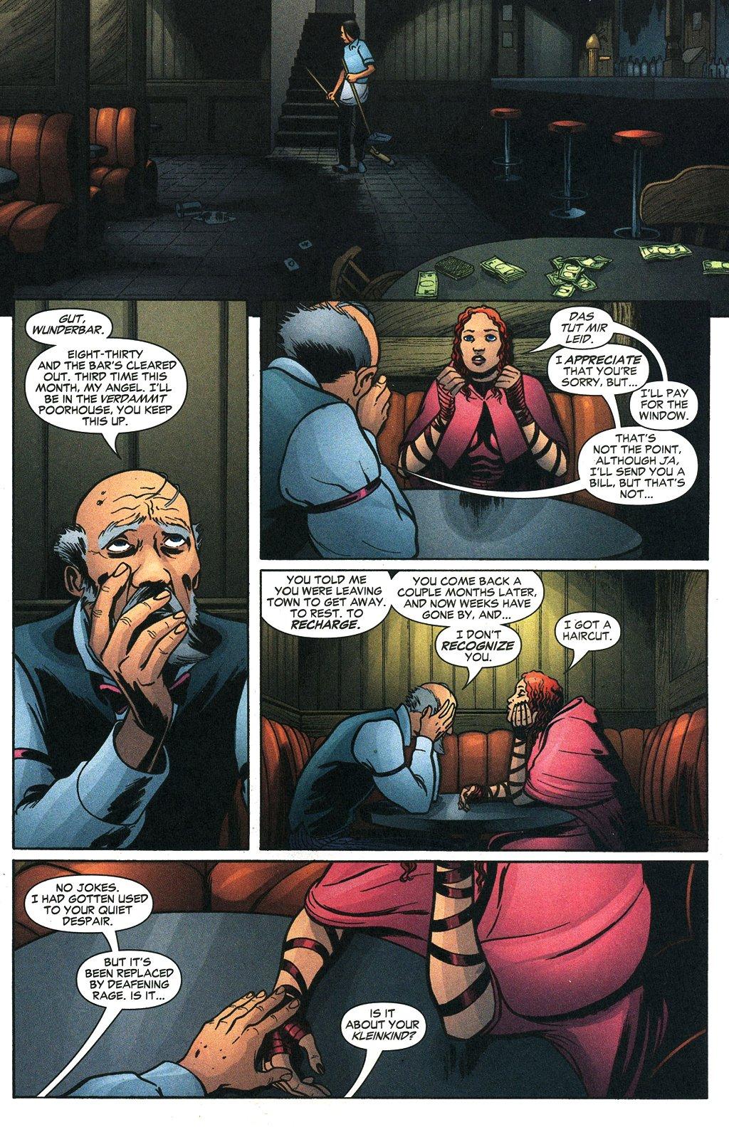Read online Fallen Angel (2003) comic -  Issue #19 - 12
