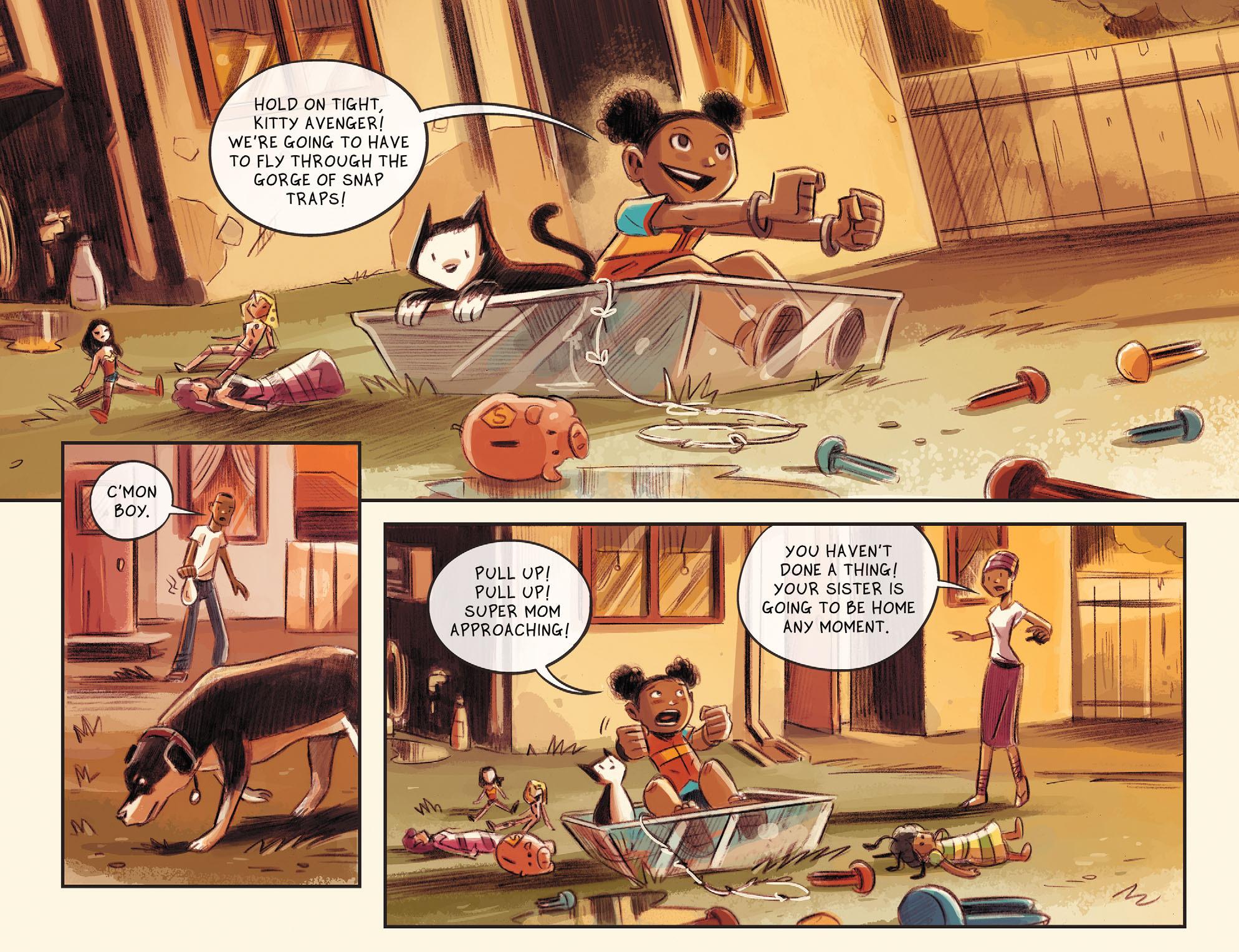 Read online Sensation Comics Featuring Wonder Woman comic -  Issue #22 - 17