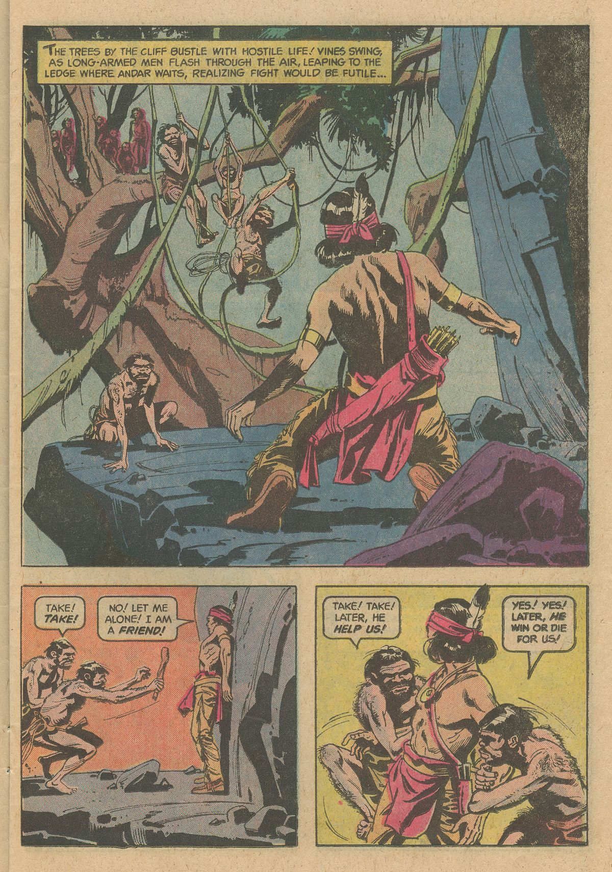 Read online Turok, Son of Stone comic -  Issue #128 - 11