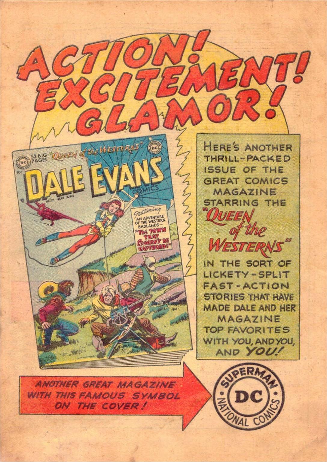 Read online Wonder Woman (1942) comic -  Issue #47 - 49
