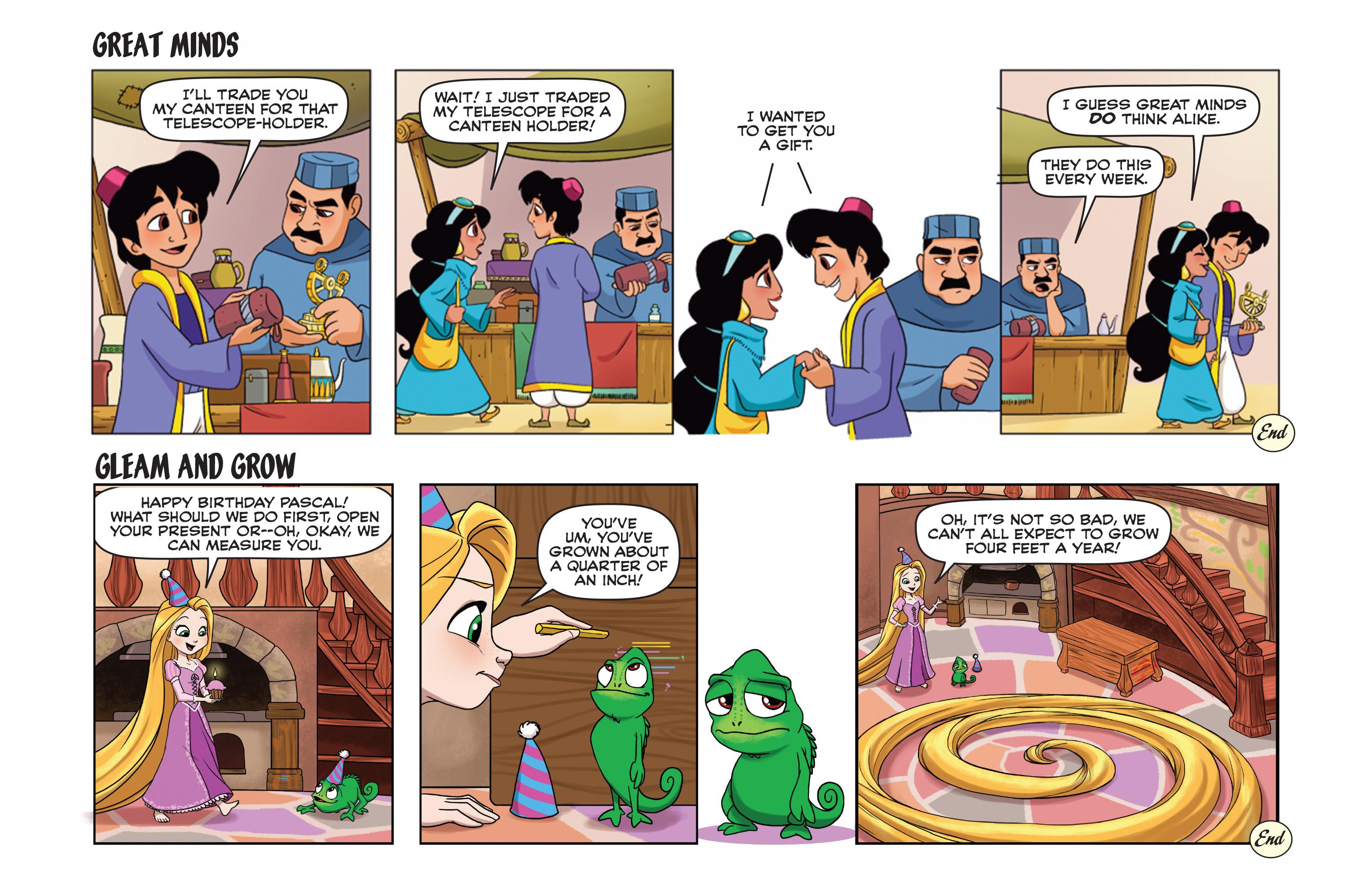 Read online Disney Princess comic -  Issue #11 - 23