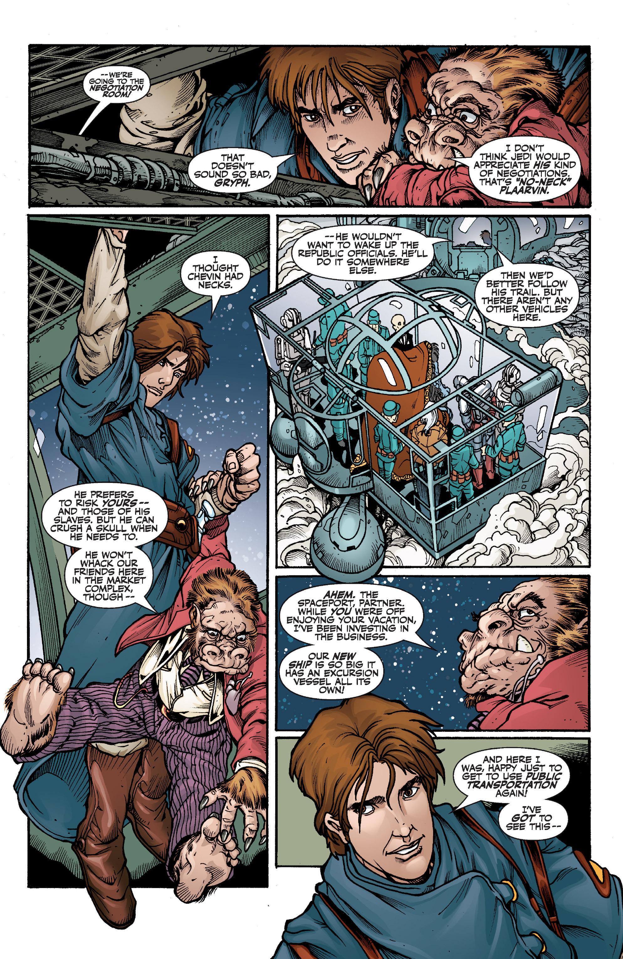 Read online Star Wars Omnibus comic -  Issue # Vol. 32 - 423