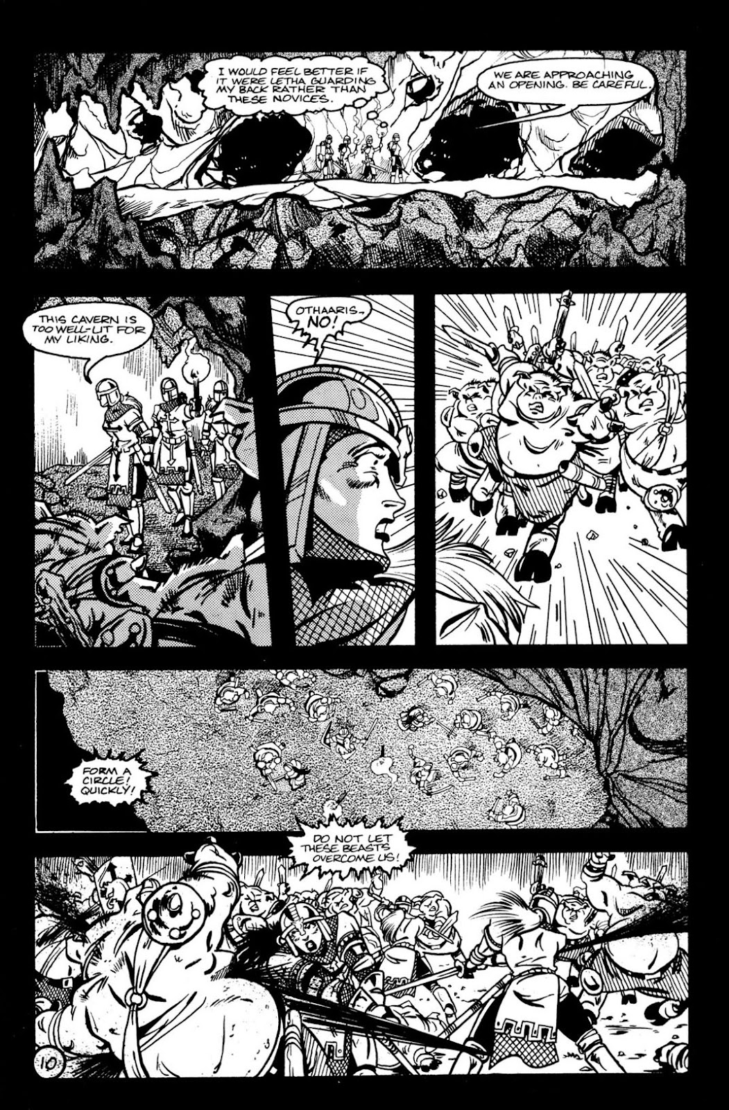 The Realm (1986) issue 9 - Page 12
