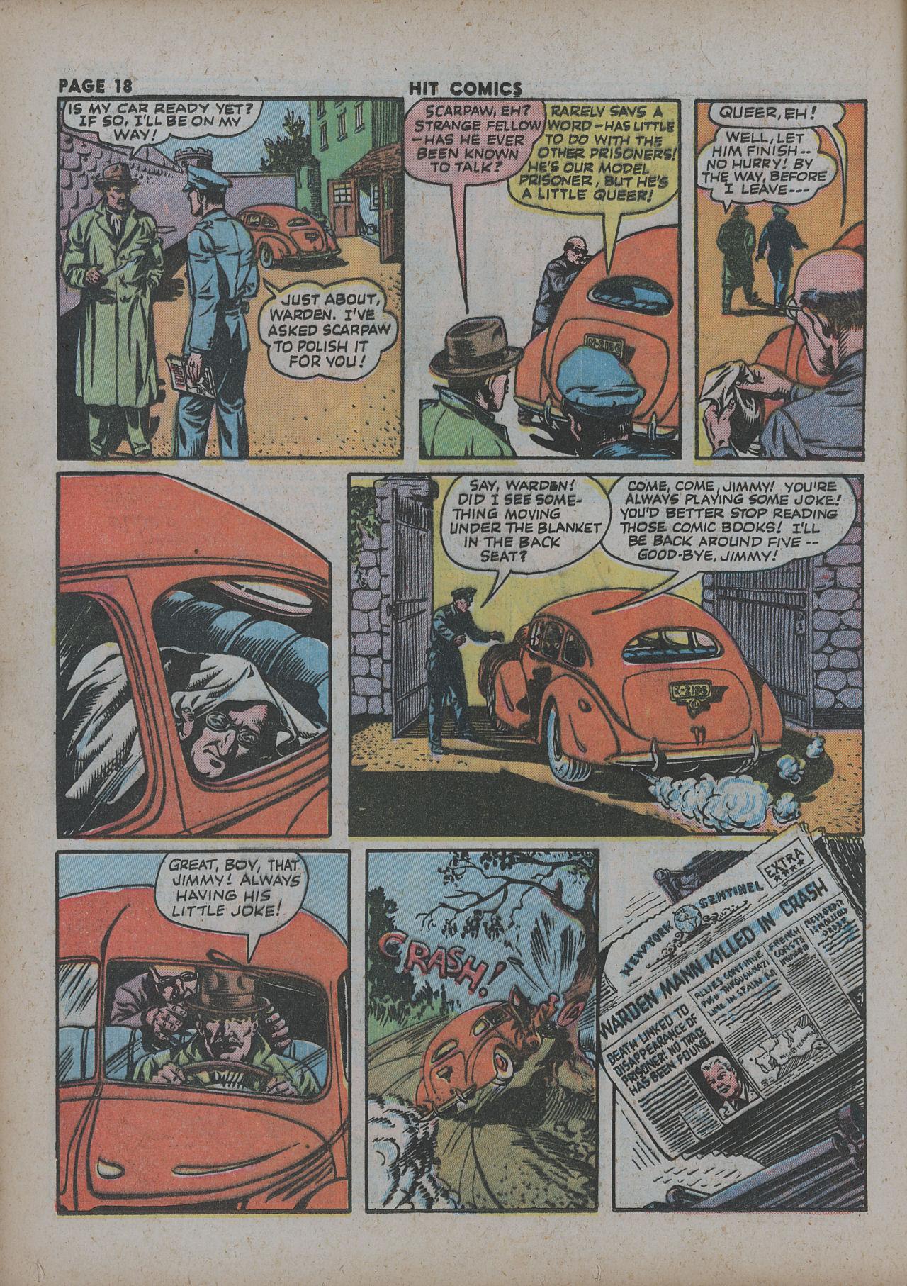 Read online Hit Comics comic -  Issue #27 - 20