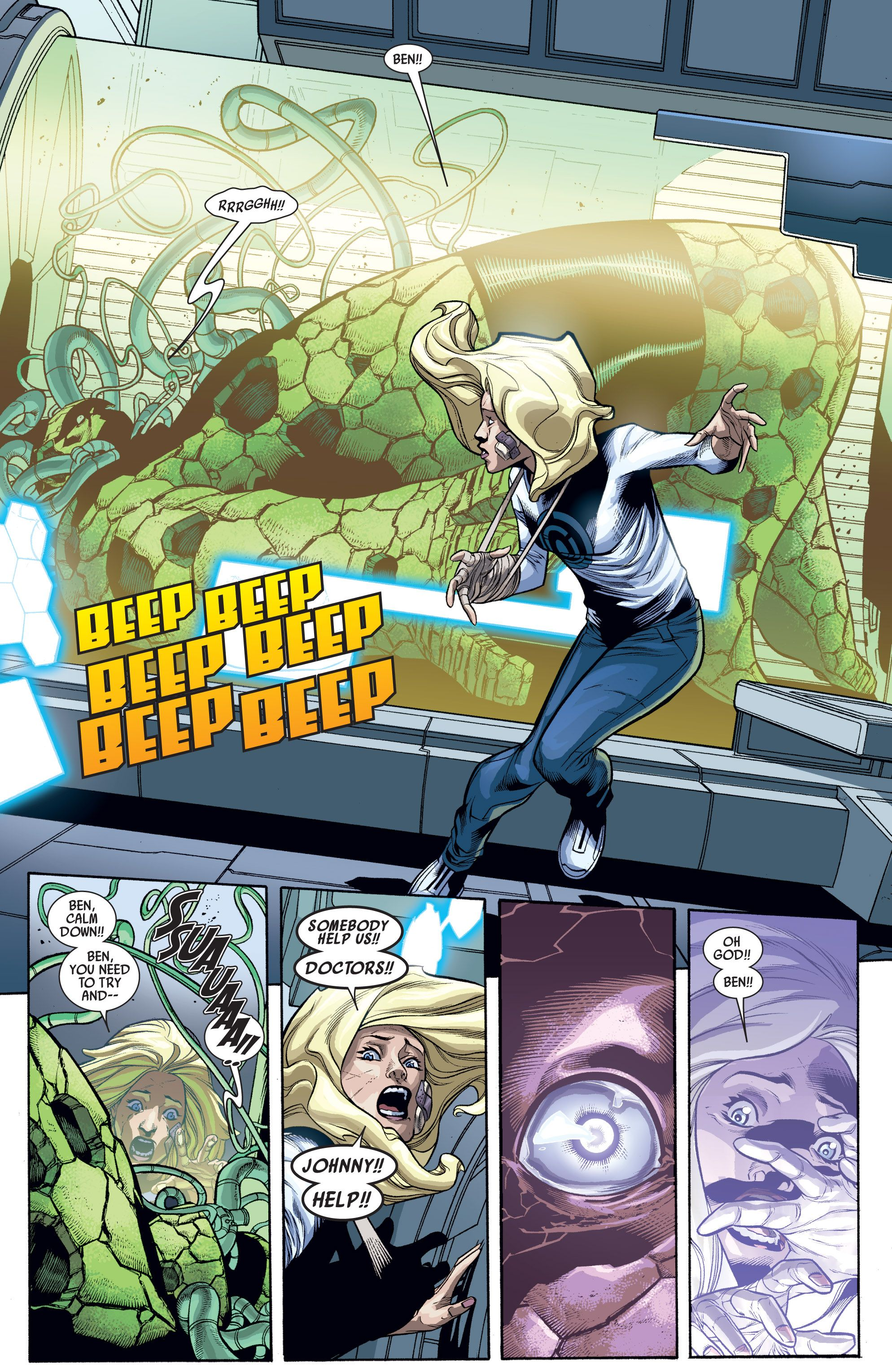 Read online Ultimate Comics Doomsday comic -  Issue # Full - 76