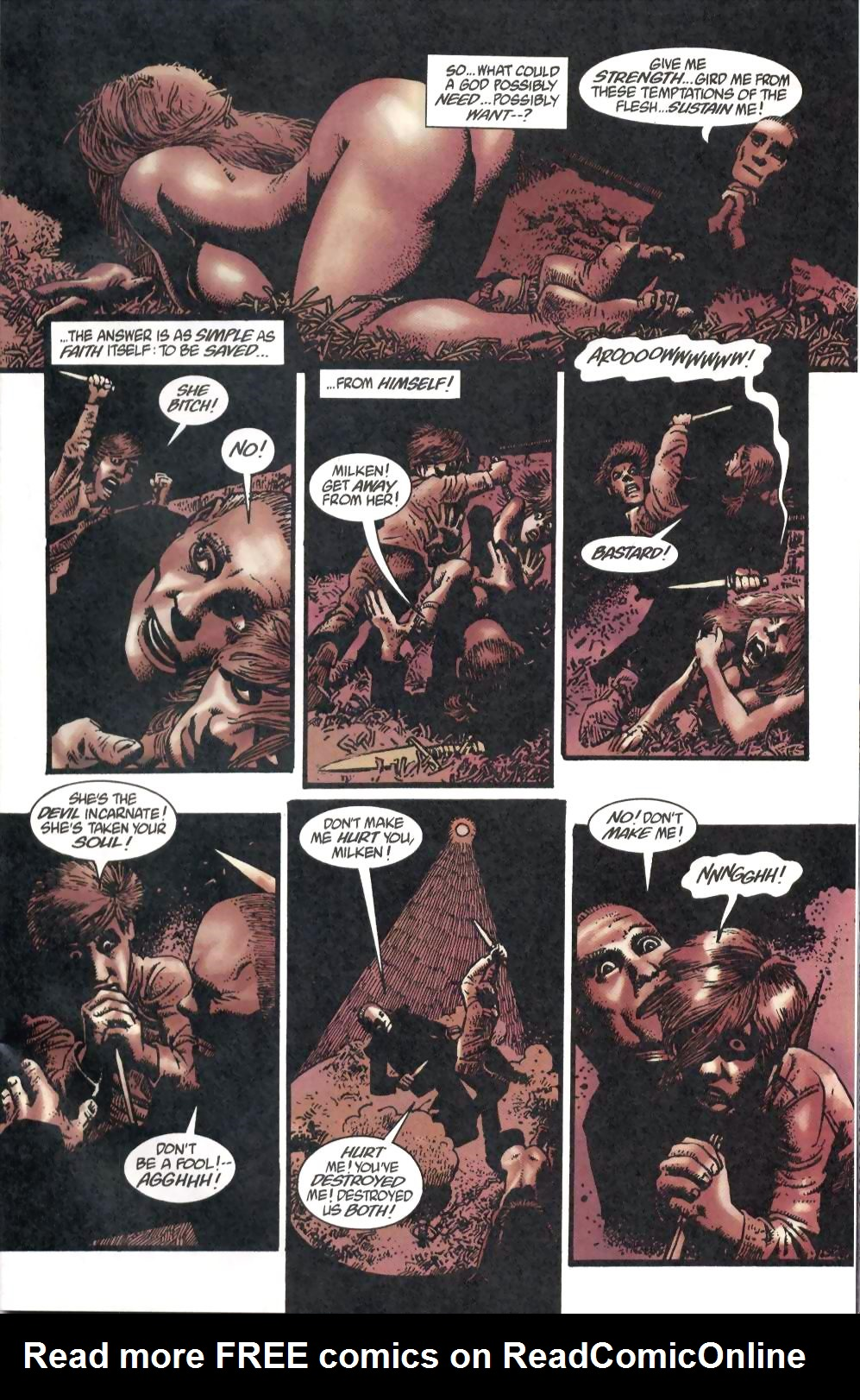 Read online Flinch comic -  Issue #1 - 24