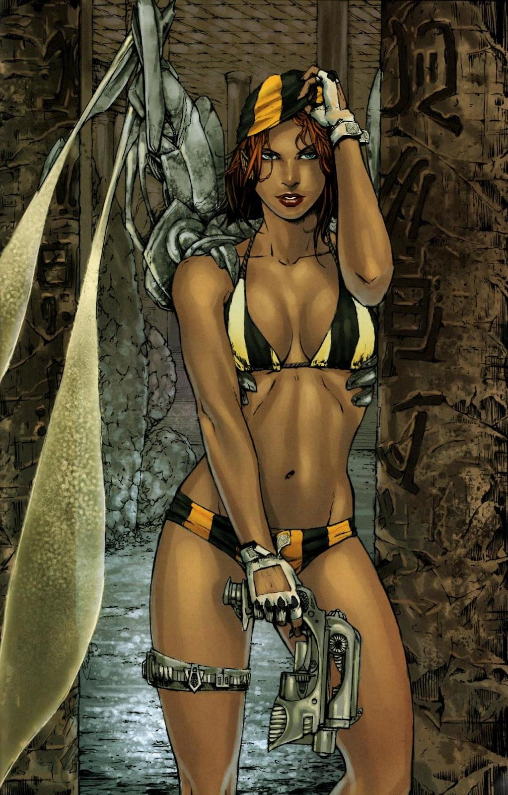 Read online Aspen Splash: Swimsuit Spectacular comic -  Issue # Issue 2010 - 22