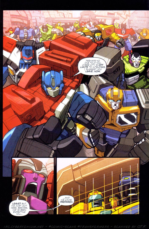 Read online Transformers Armada comic -  Issue #2 - 14