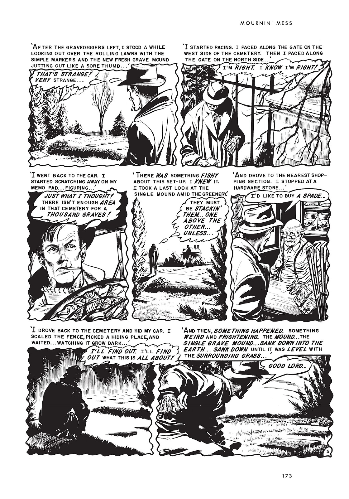 Read online Sucker Bait and Other Stories comic -  Issue # TPB (Part 2) - 88