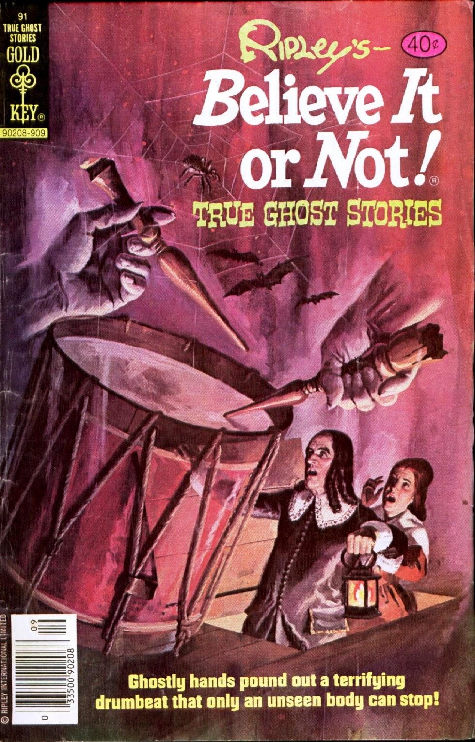 Ripleys Believe it or Not! (1965) 91 Page 1