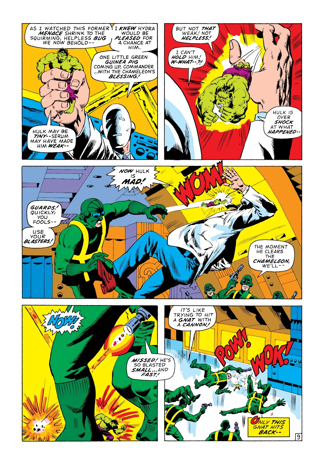 Read online Marvel Masterworks: The Incredible Hulk comic -  Issue # TPB 8 (Part 3) - 27
