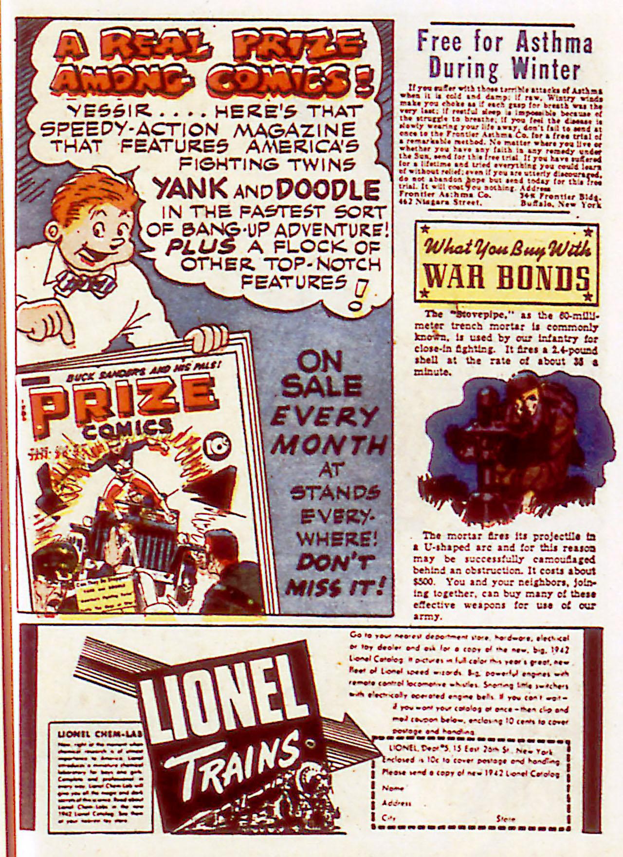 Read online Detective Comics (1937) comic -  Issue #71 - 41