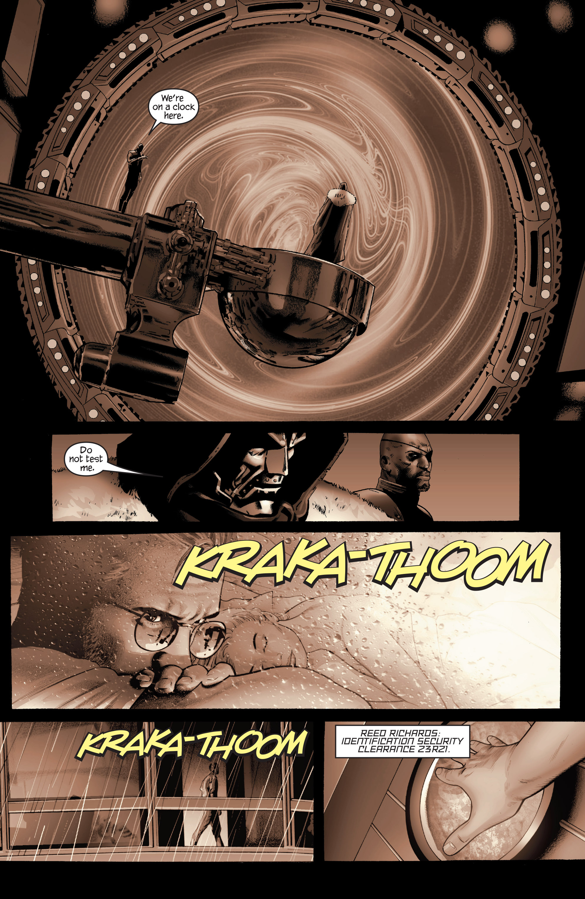 Read online Ultimate Power comic -  Issue #7 - 8
