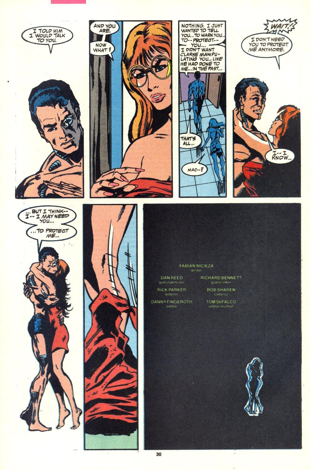 Read online Alpha Flight (1983) comic -  Issue #92 - 24