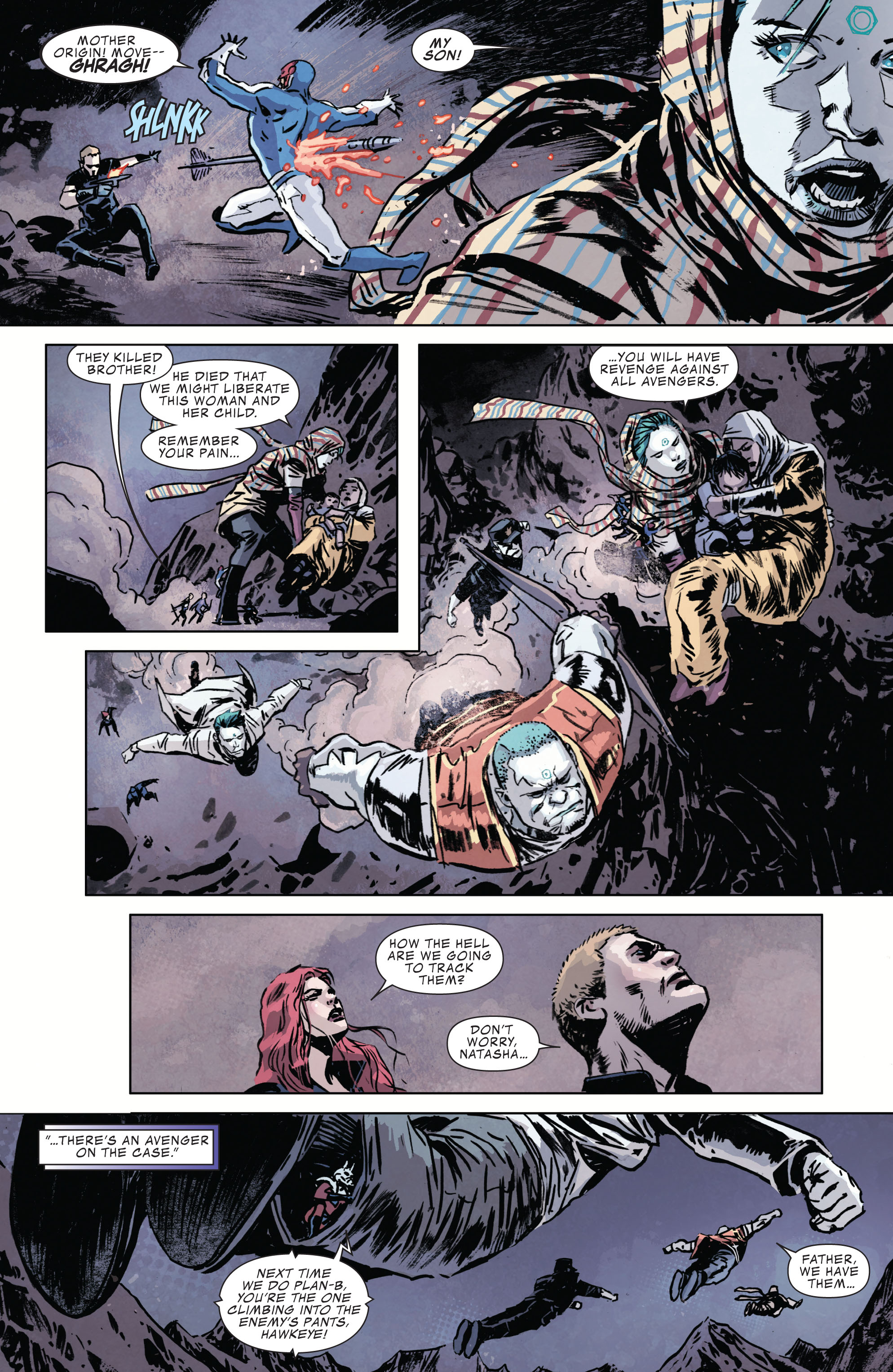 Read online Secret Avengers (2010) comic -  Issue #22 - 20
