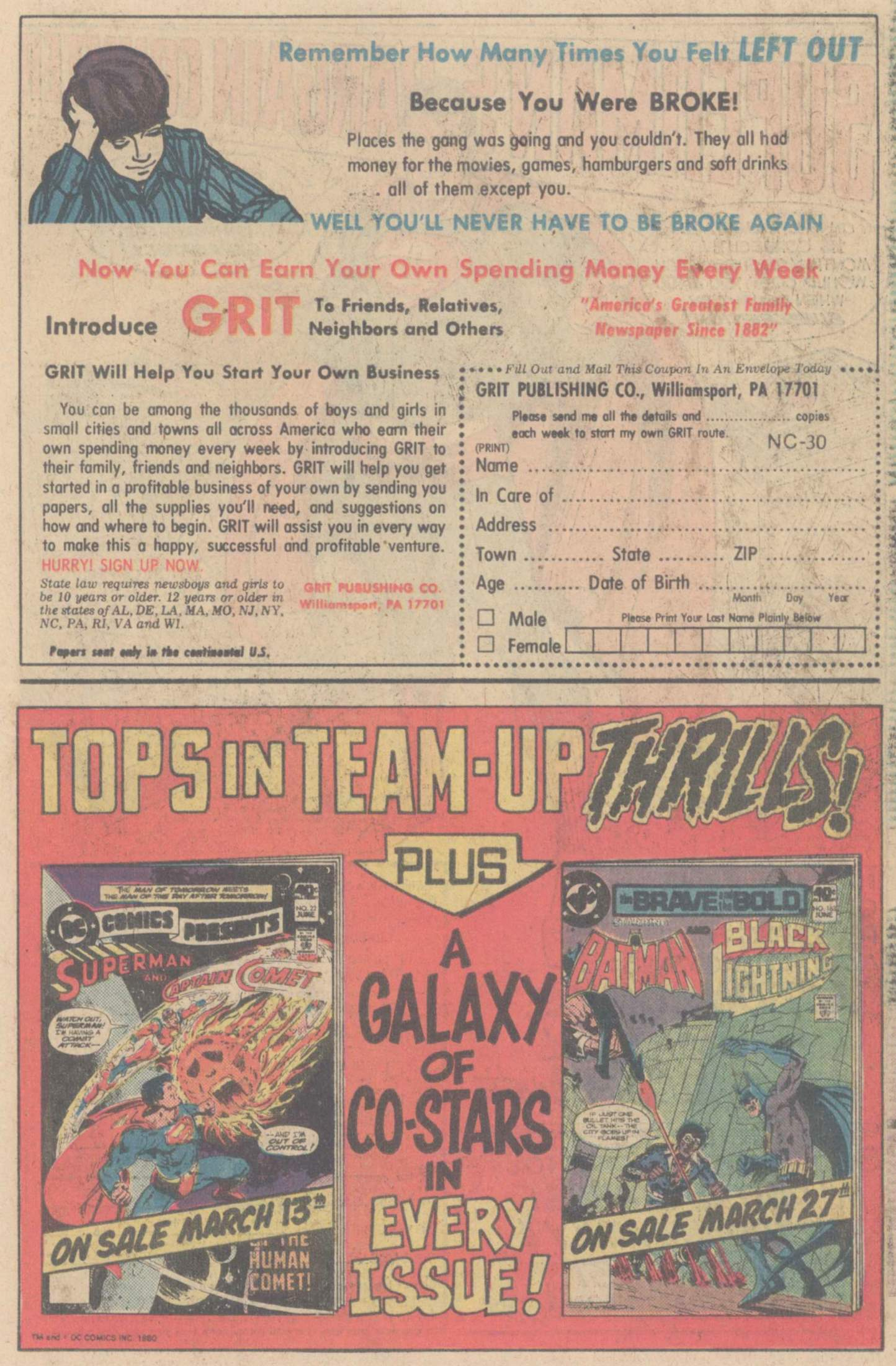 Read online Action Comics (1938) comic -  Issue #508 - 23