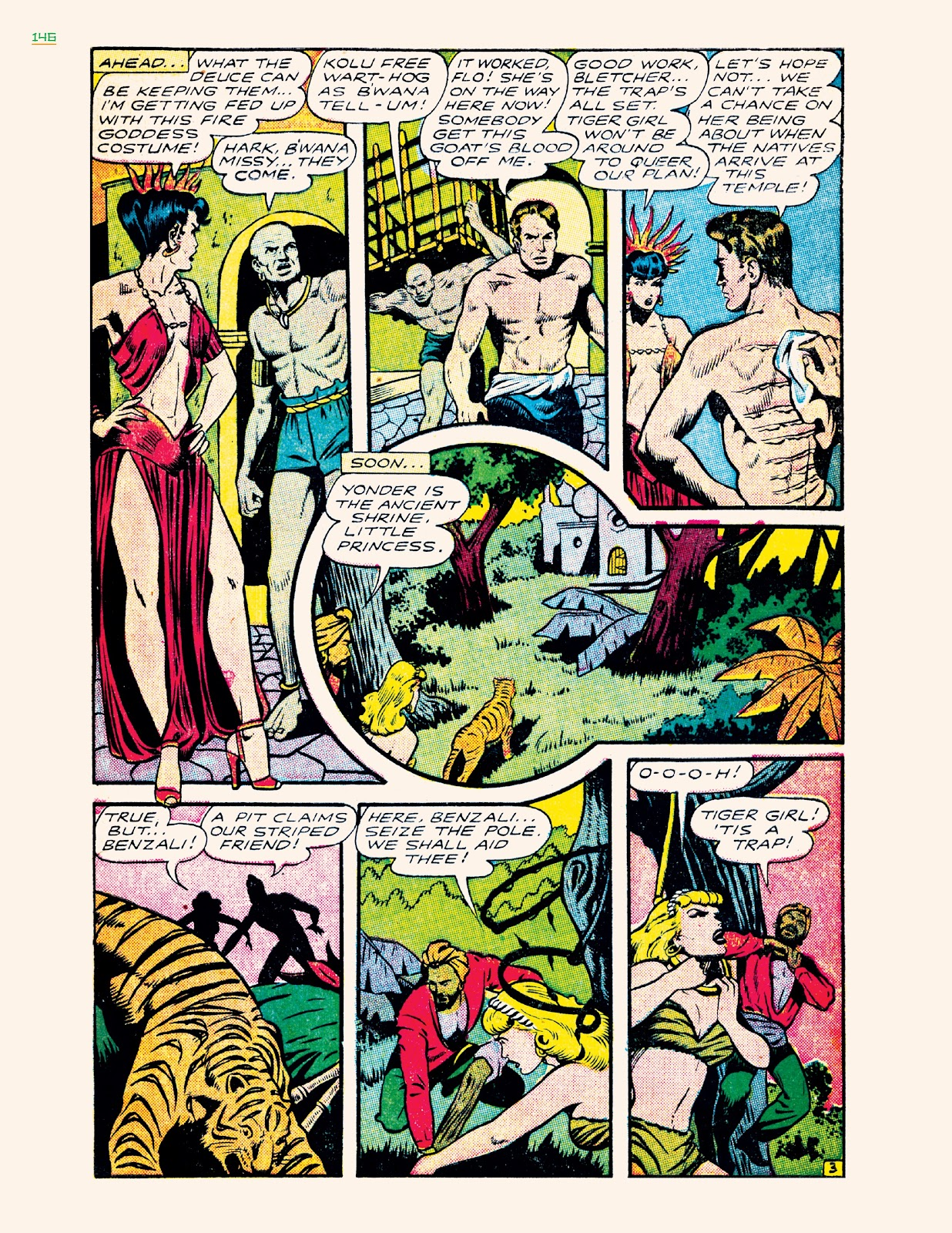 Read online Jungle Girls comic -  Issue # TPB (Part 2) - 46