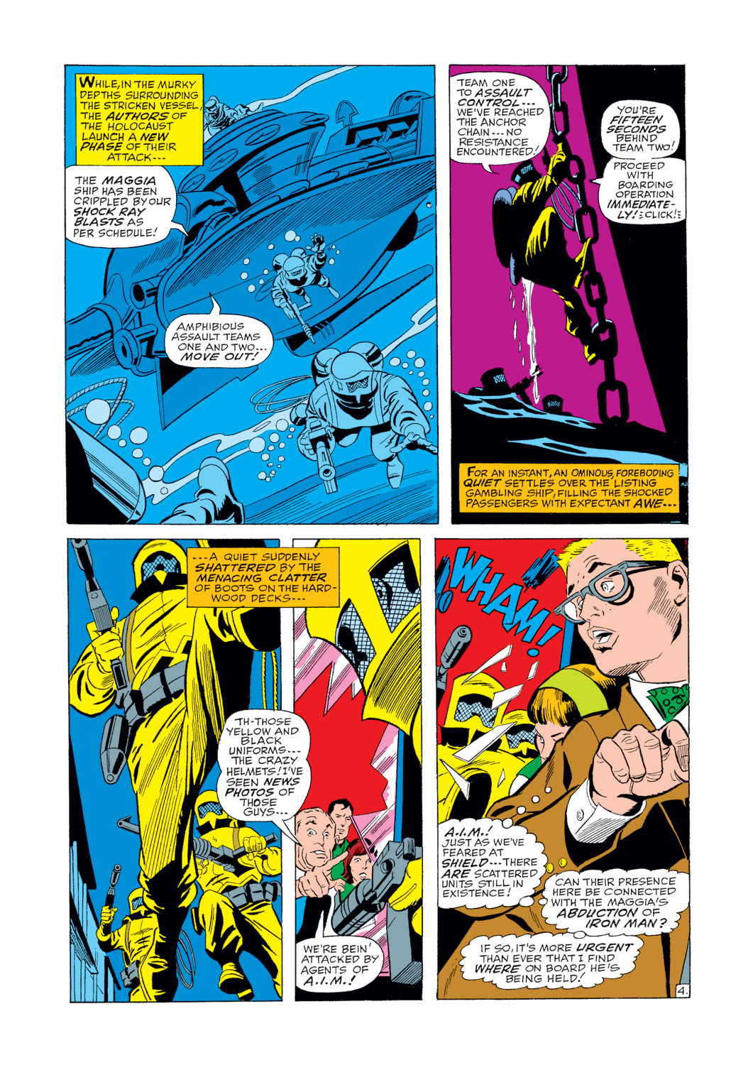 Iron Man and Sub-Mariner issue Full - Page 5
