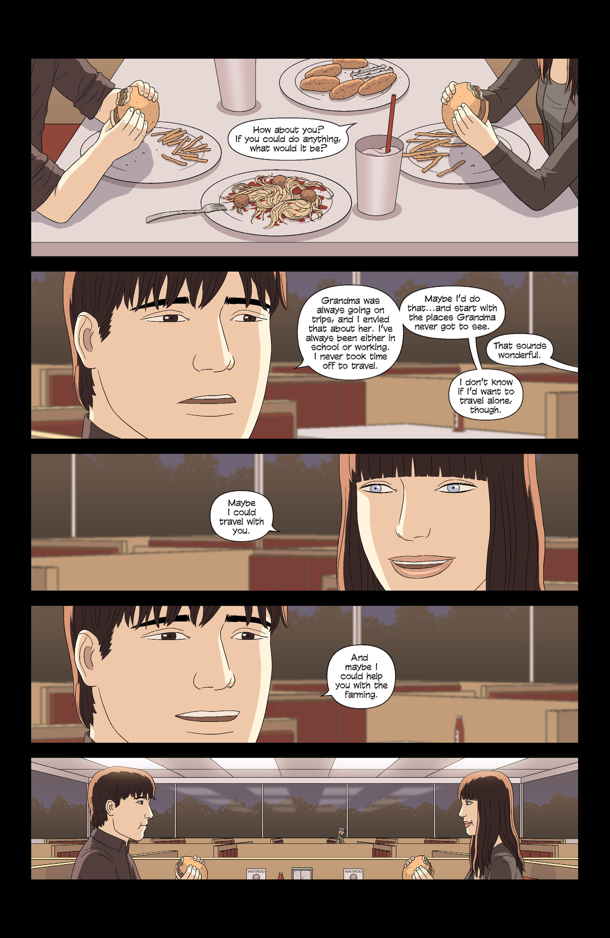 Read online Alex   Ada comic -  Issue #14 - 8