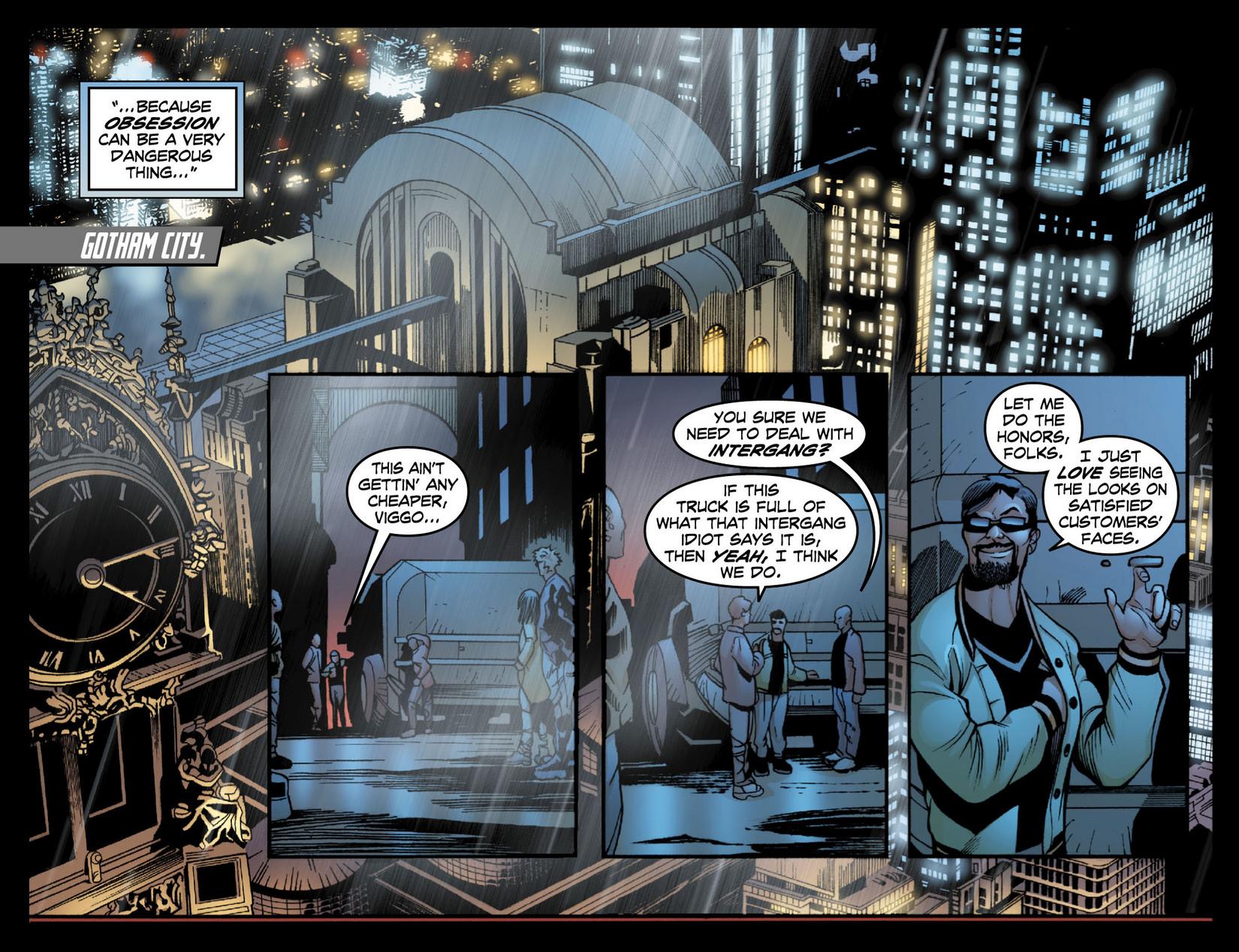 Read online Smallville: Season 11 comic -  Issue #13 - 9