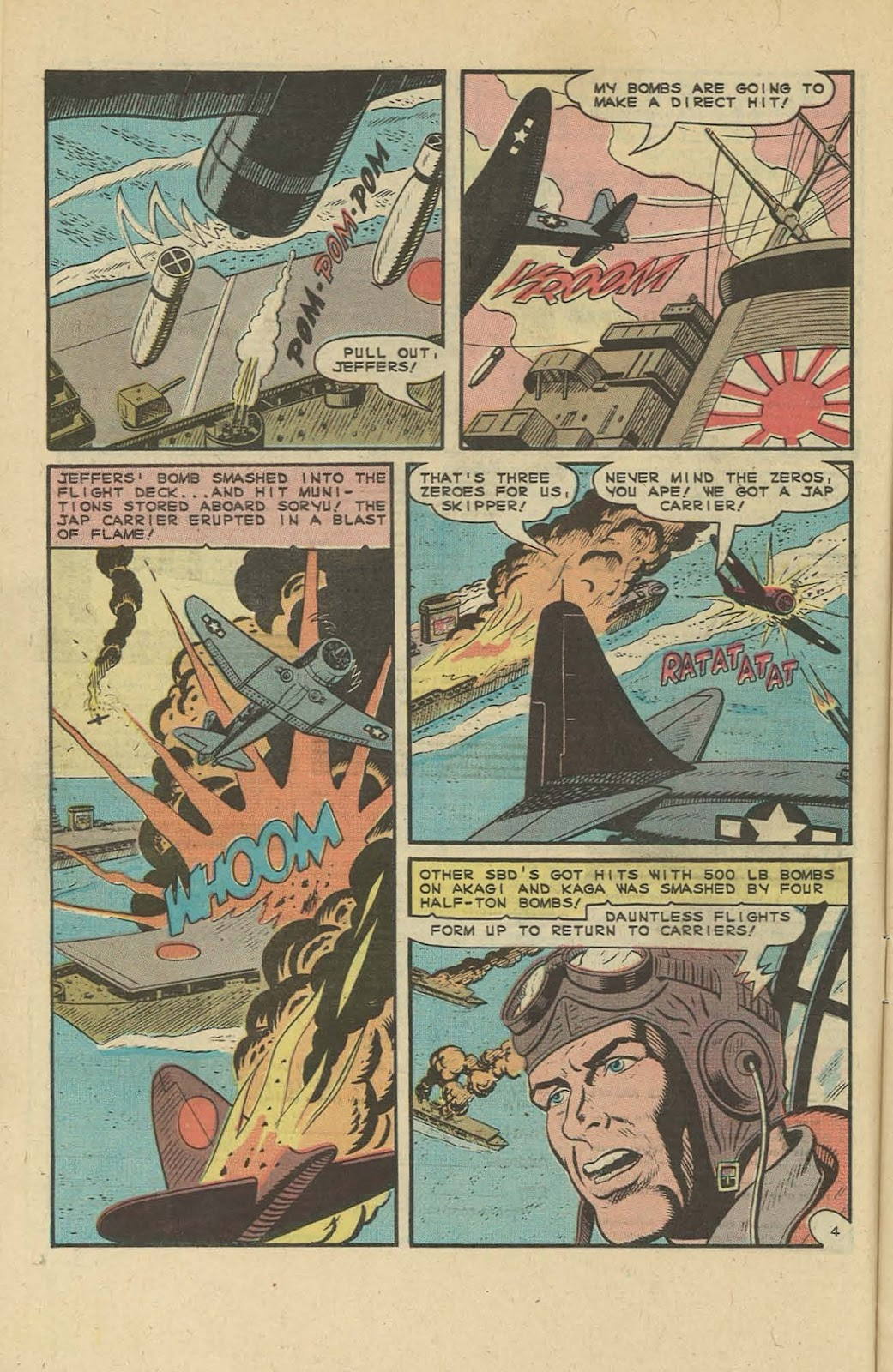 Read online Fightin' Navy comic -  Issue #127 - 6