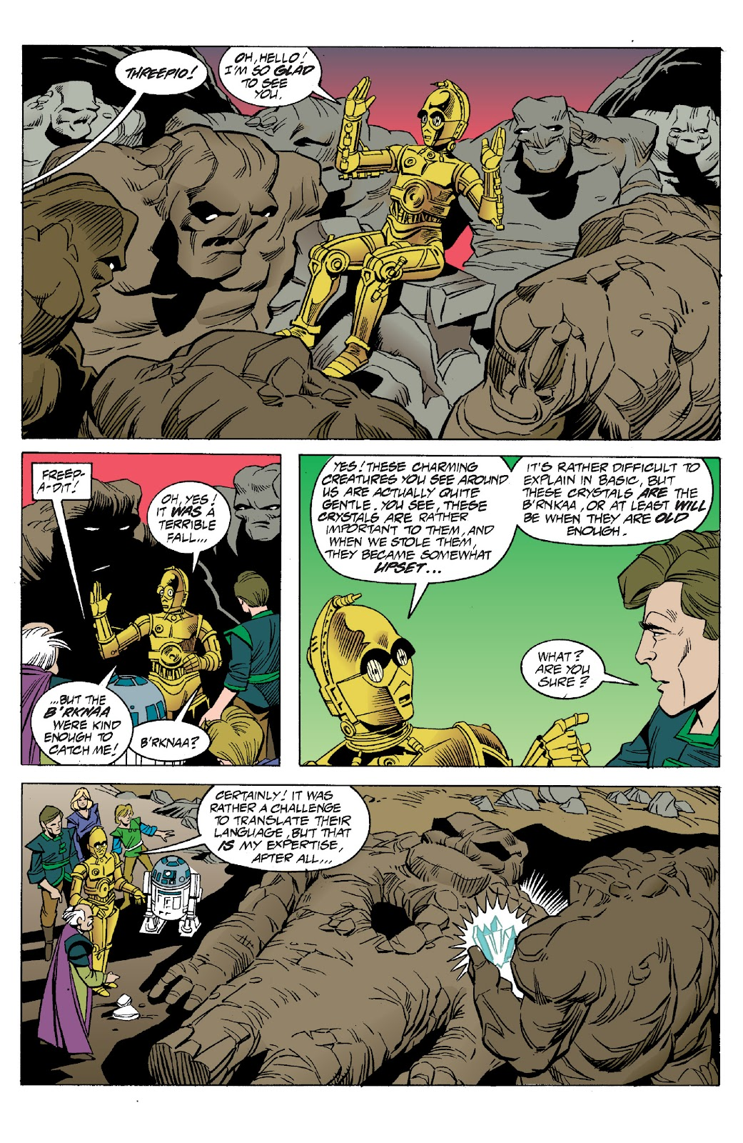 Read online Star Wars Legends Epic Collection: The Empire comic -  Issue # TPB 5 (Part 2) - 22
