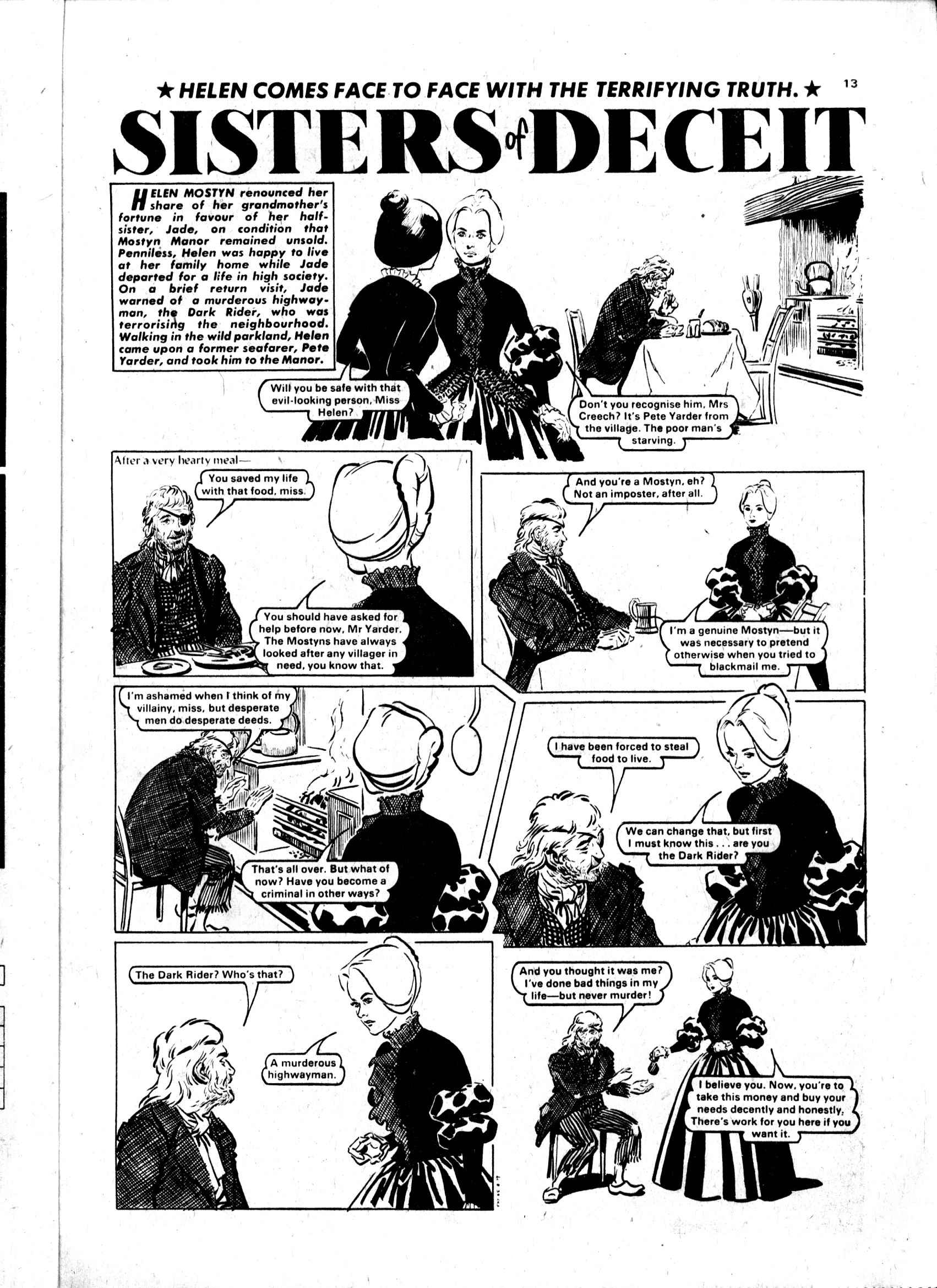 Read online Judy comic -  Issue #24 - 13