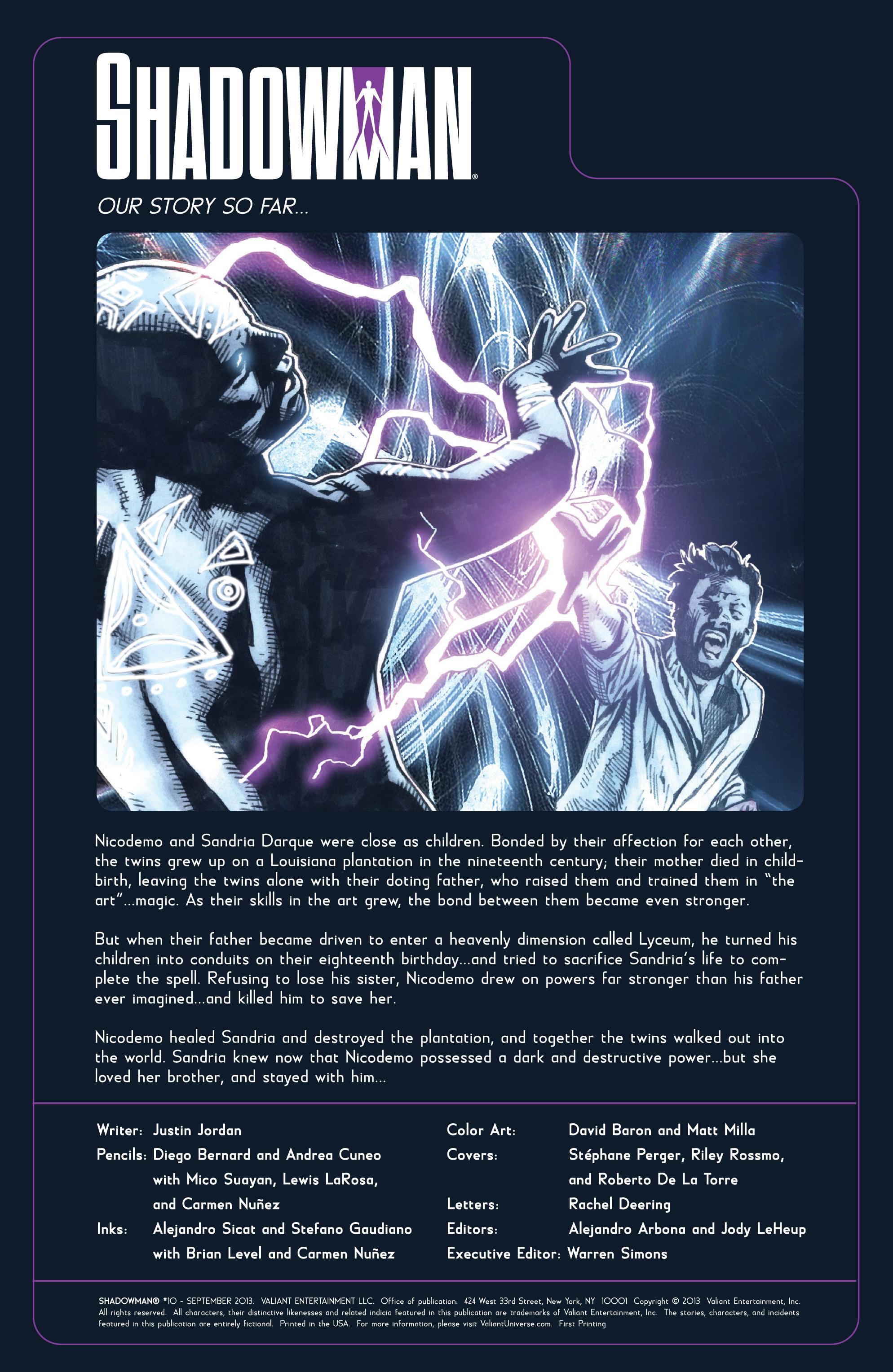 Read online Shadowman (2012) comic -  Issue #10 - 2