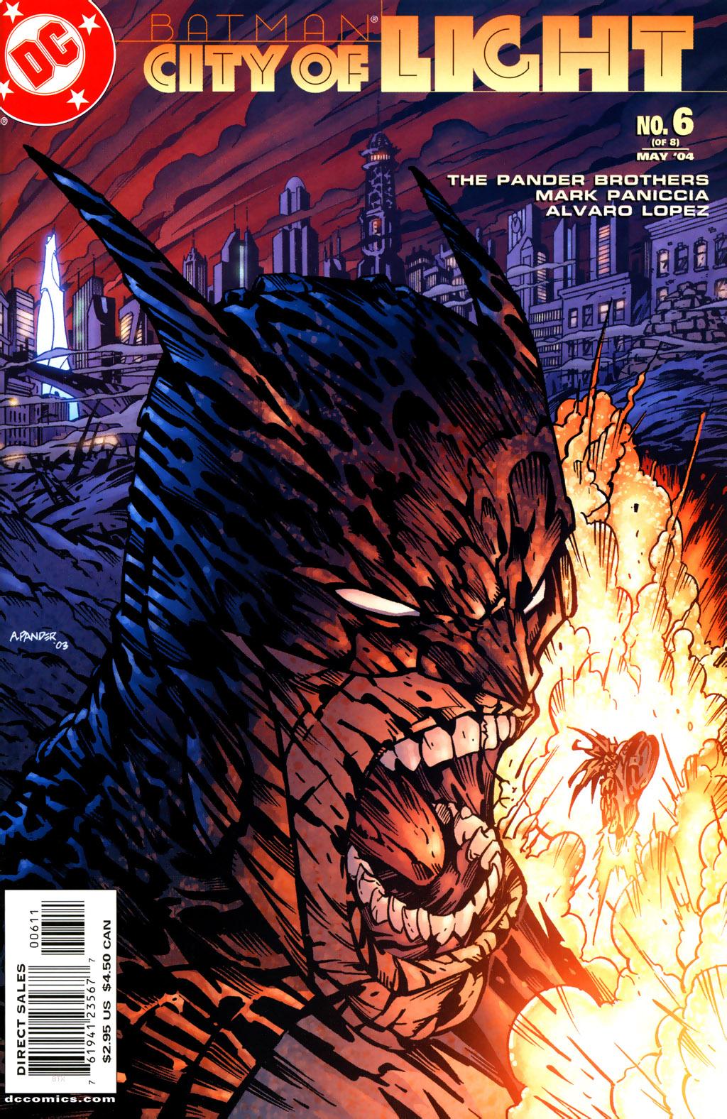 Batman: City of Light 6 Page 1