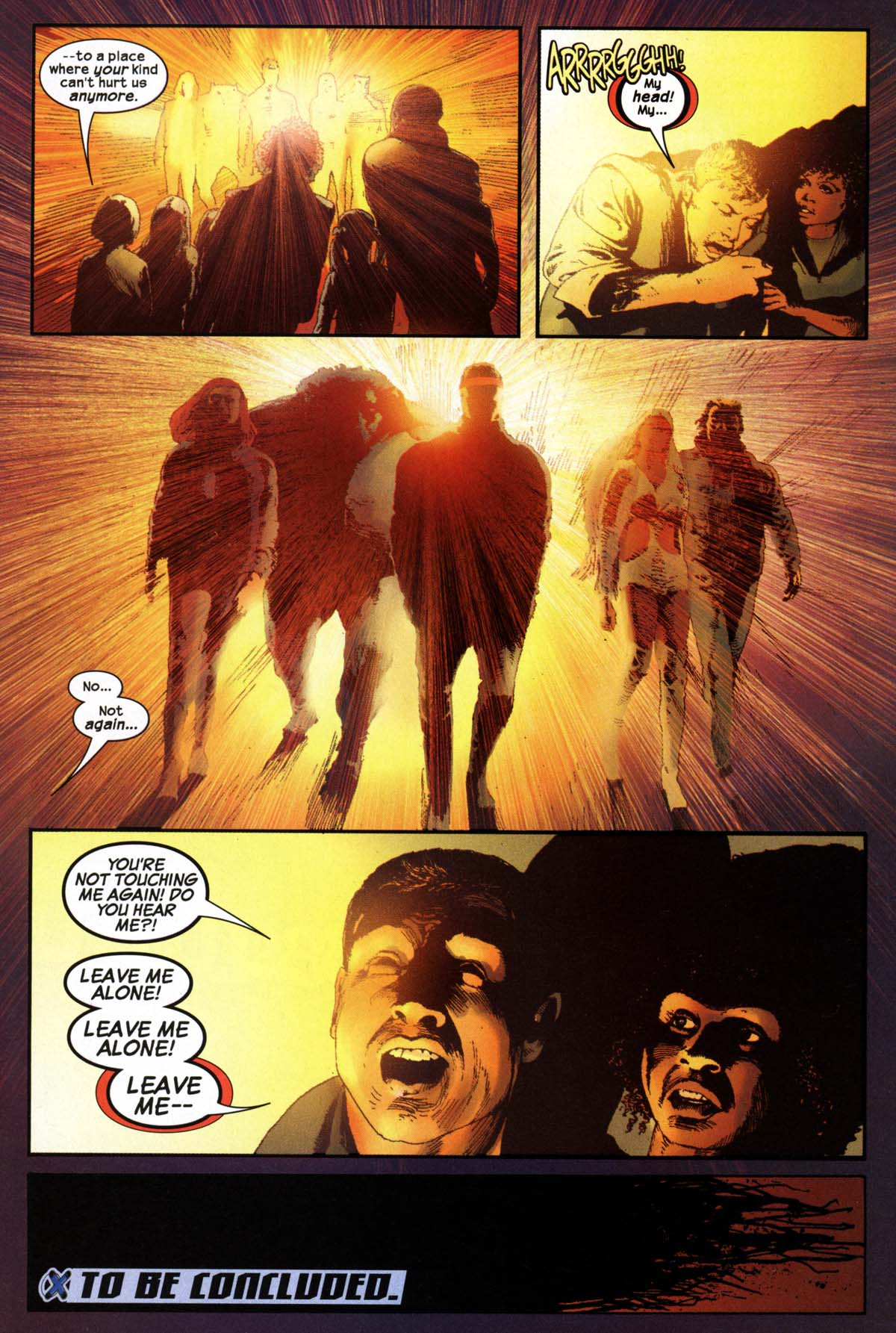 Read online X-Factor (2000) comic -  Issue #3 - 24