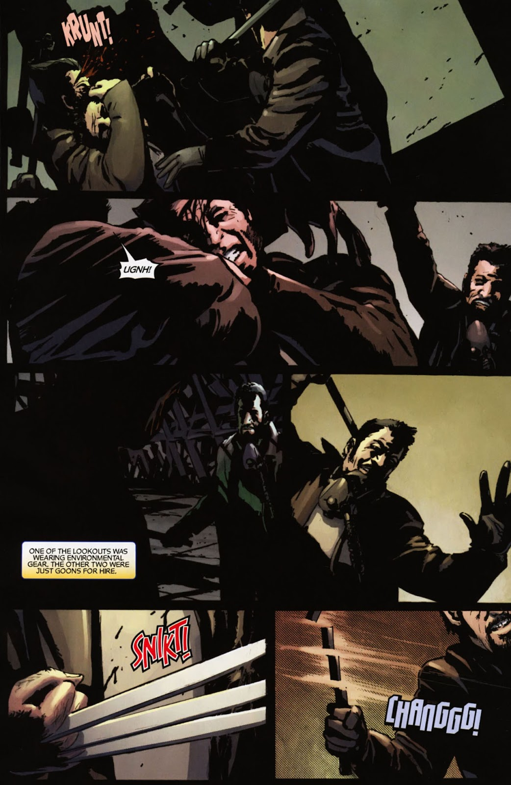 Read online Wolverine (2003) comic -  Issue #900 - 23