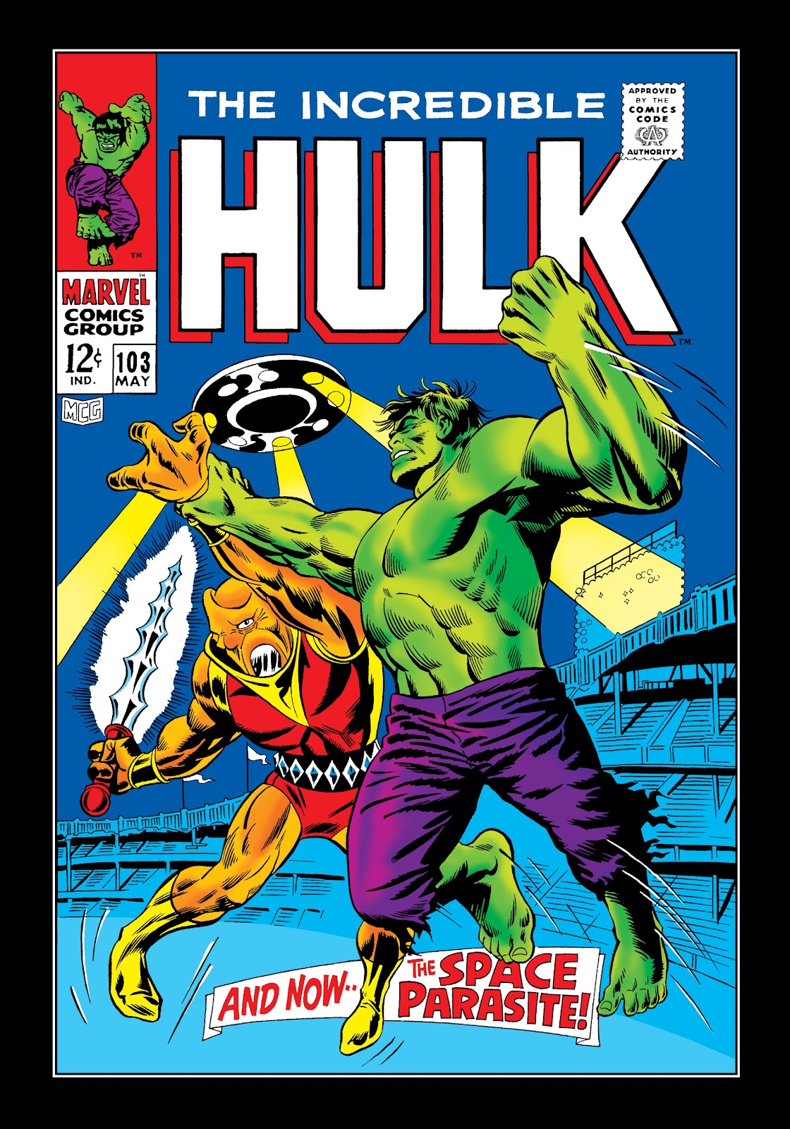 Read online Marvel Masterworks: The Incredible Hulk comic -  Issue # TPB 4 (Part 1) - 7
